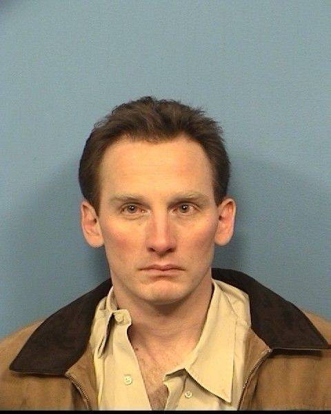 William Howe, pictured in a DuPage County sheriff's booking photo from a prior arrest.
