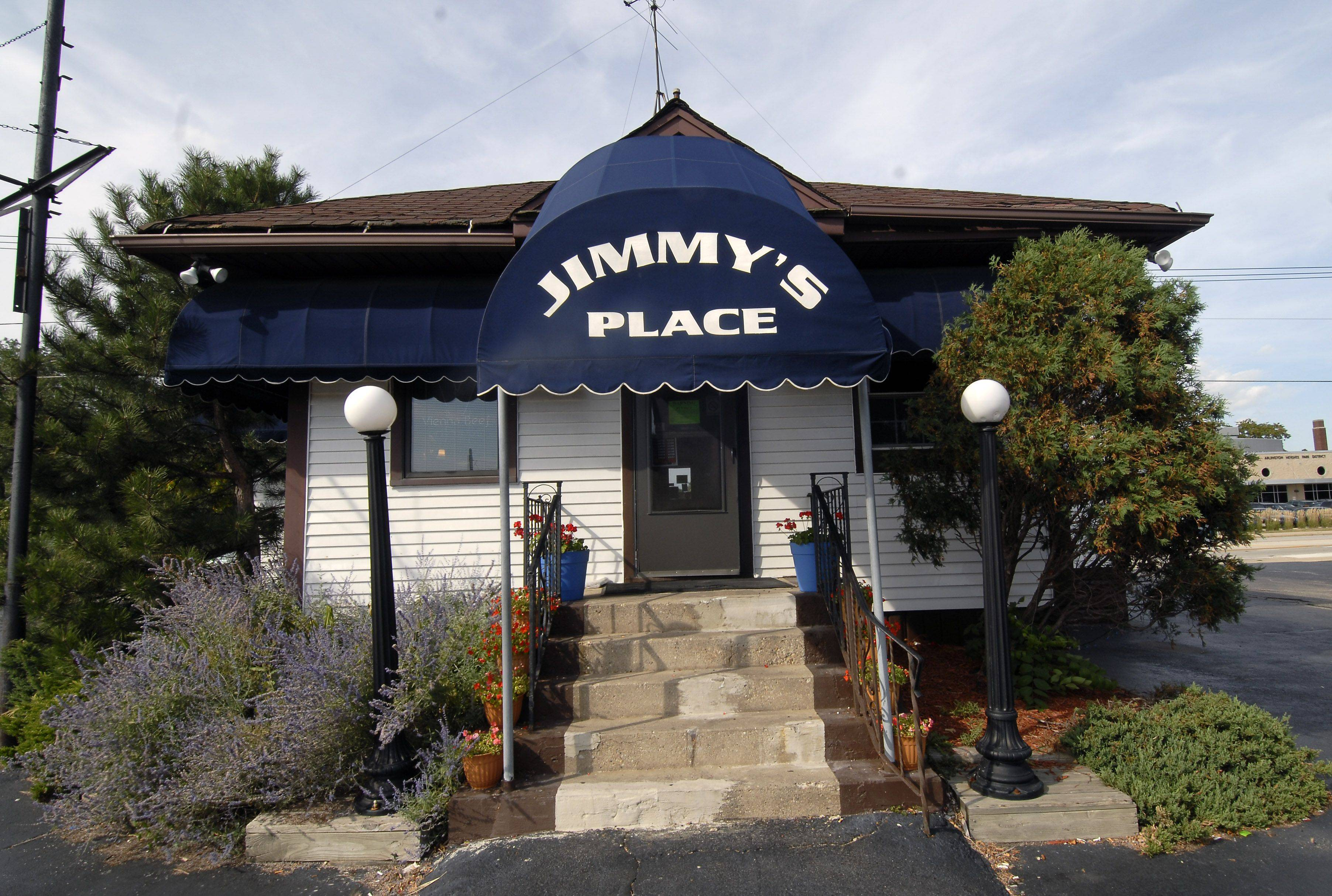 Jimmy's Place, a long time favorite spot for burgers and cold beer in Arlington Heights, has been closed.