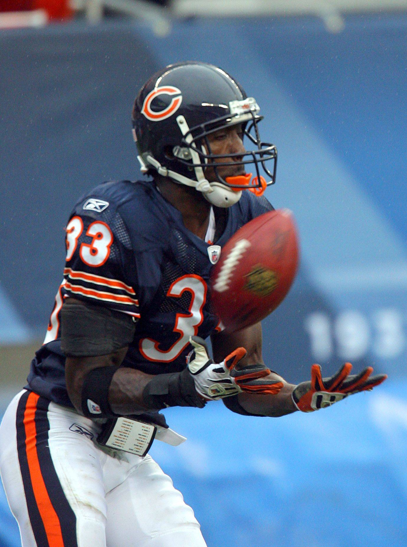 Charles Tillman turned out to be quite a catch for the Bears in the second round of the 2003 draft.