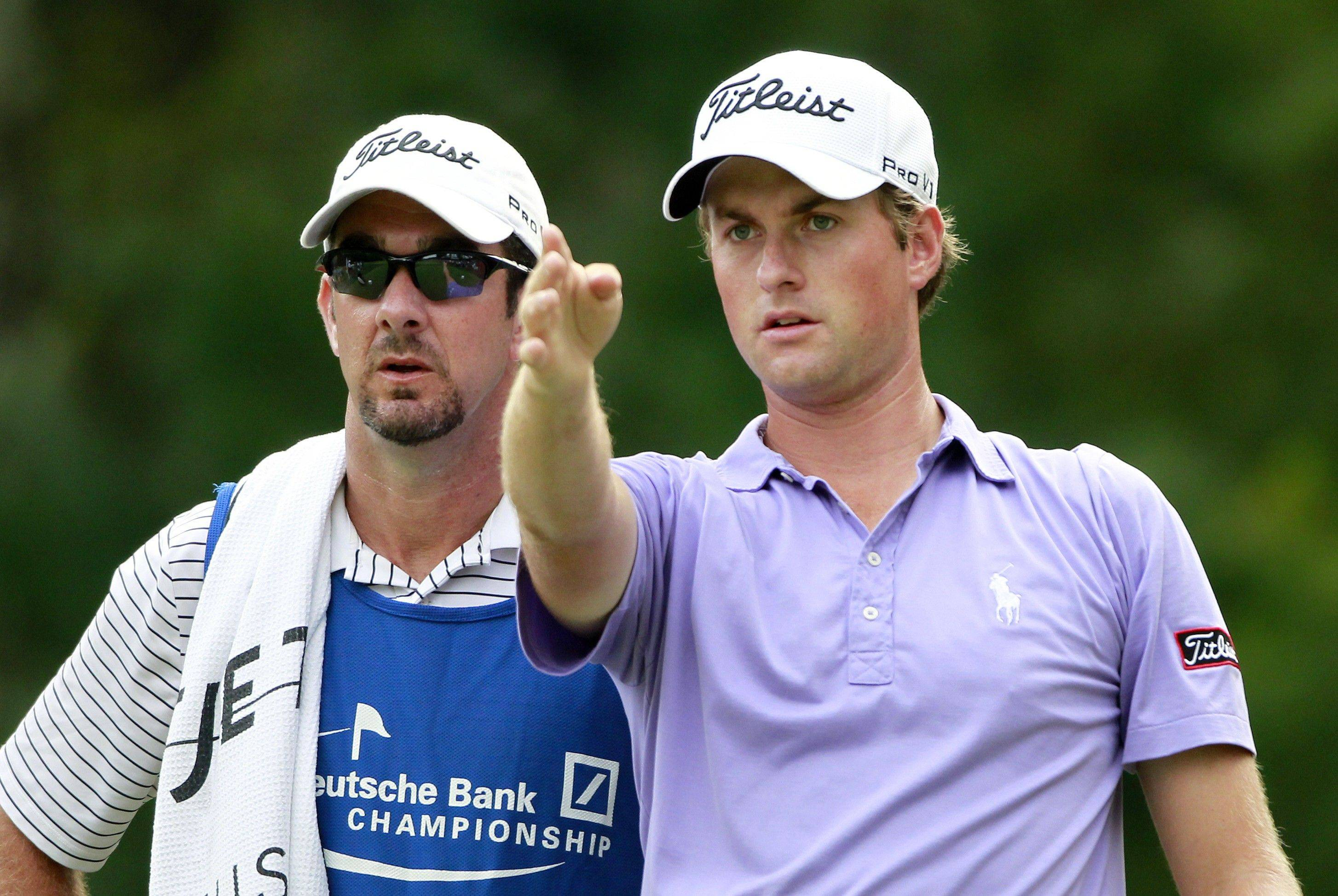 Webb Simpson, 27, leads the FedExCup standings as the BMW Championship begins this week at Cog Hill in Lemont.