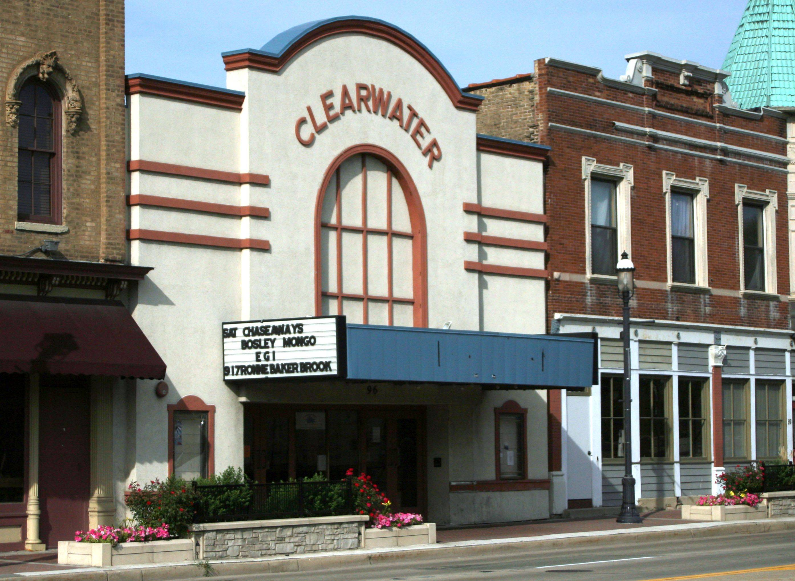 West Dundee officials have closed the Clearwater Theater for serving alcohol without a state liquor license for more than a year. As a result, the theater has canceled its September performances.
