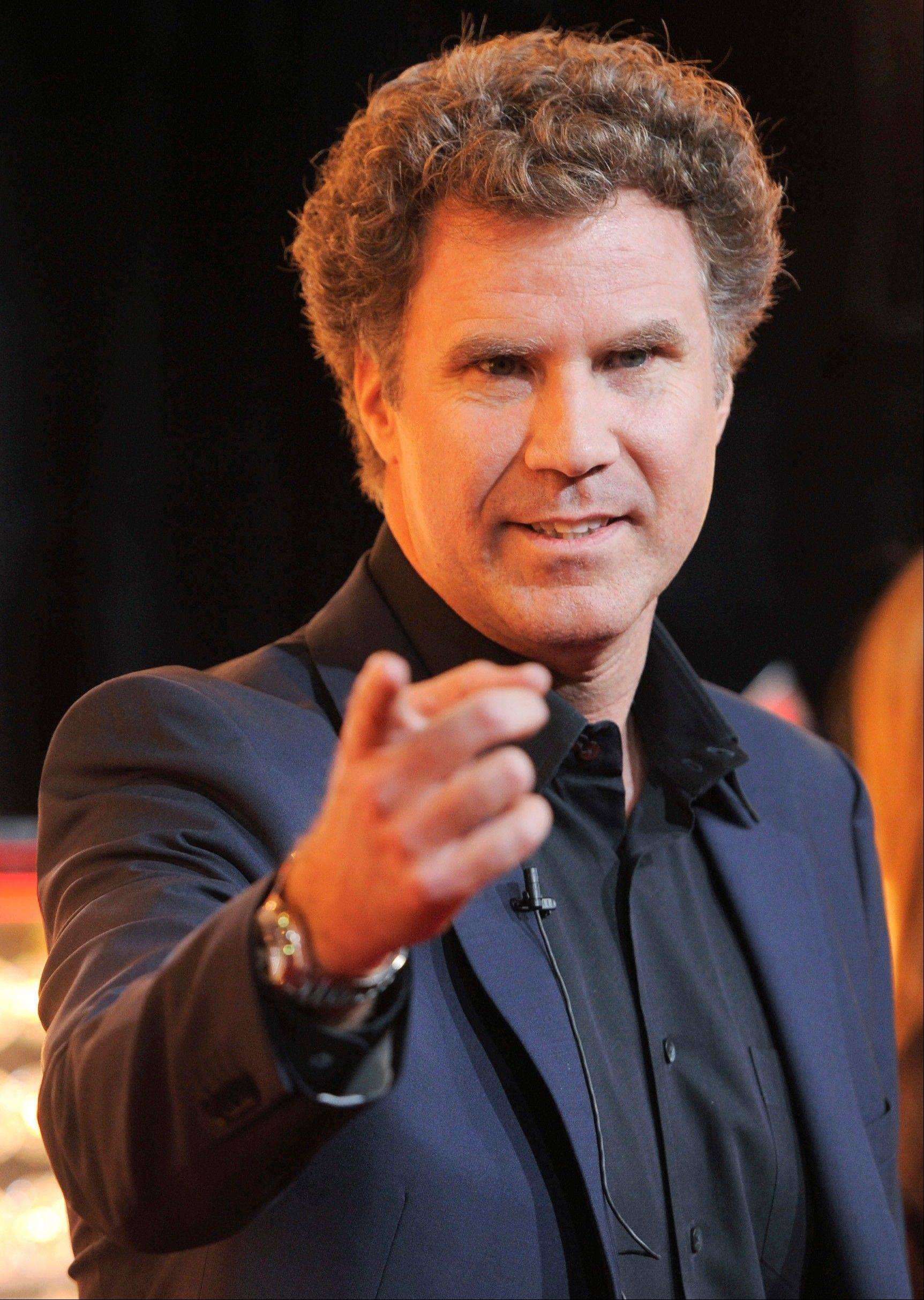 The Kennedy Center in Washington has announced a lineup of star comedians who will perform in Will Ferrell�s honor for the Mark Twain Prize for American Humor.