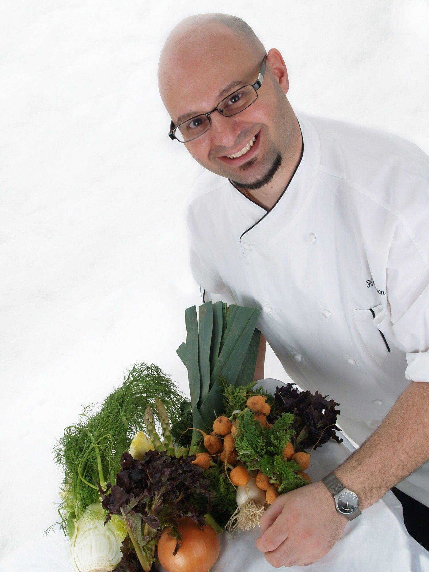 Chef Hagop Hagopian, Hyatt Regency Woodfield Schaumburg