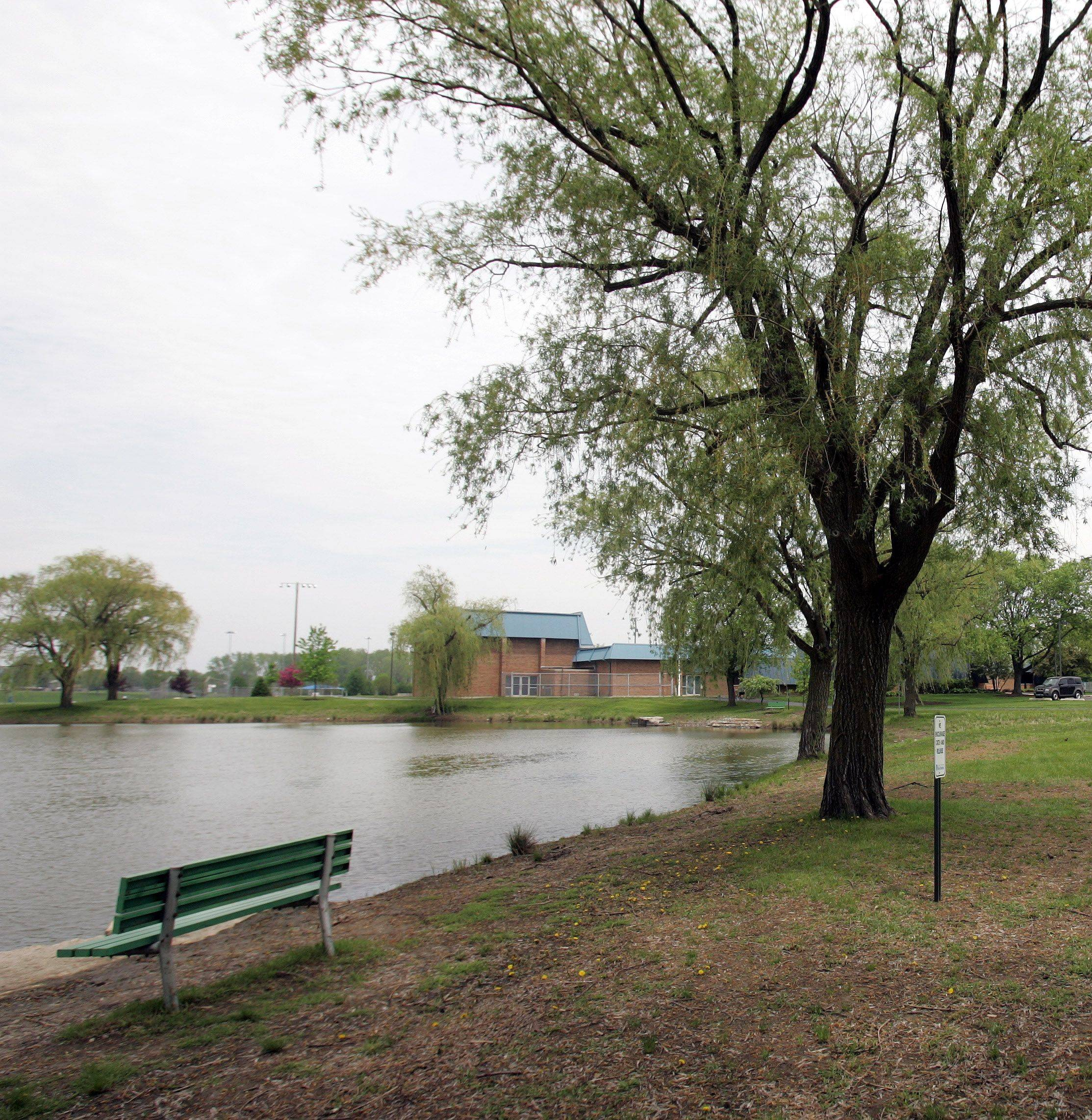 A $5 million stormwater management project is planned for Armstrong Park in Carol Stream. Some residents who live nearby object to the height of a proposed water reservoir's berm.