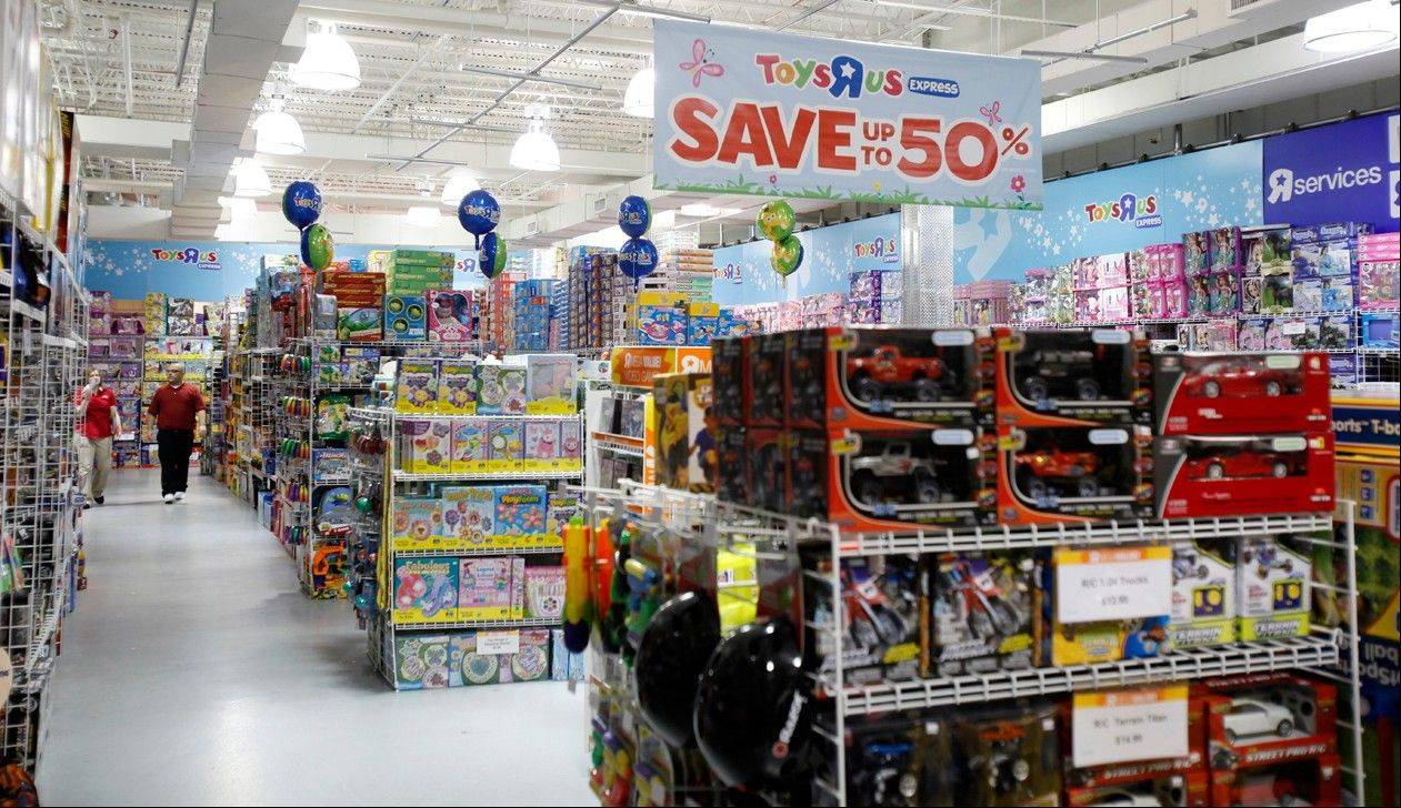Toys R Us won�t open as many holiday pop-up stores this year as last, betting that offering more exclusive toys — like Air Swimmers Extreme, a helium-filled, radio-controlled shark that floats through the air — will do more to attract shoppers to its stores during the all-important holiday season.