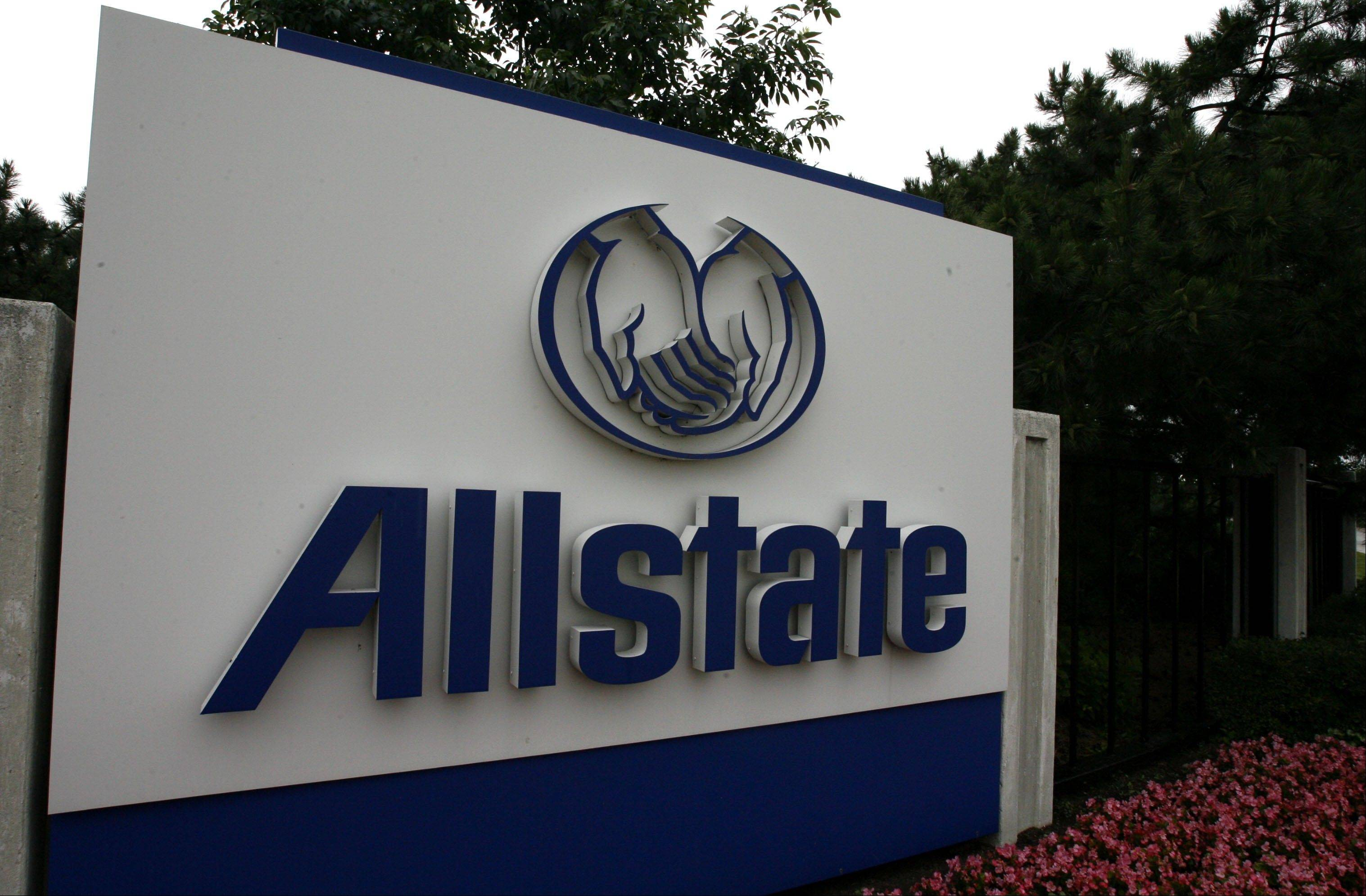 Northbrook-based Allstate says catastrophes cost insurer $735 million in August