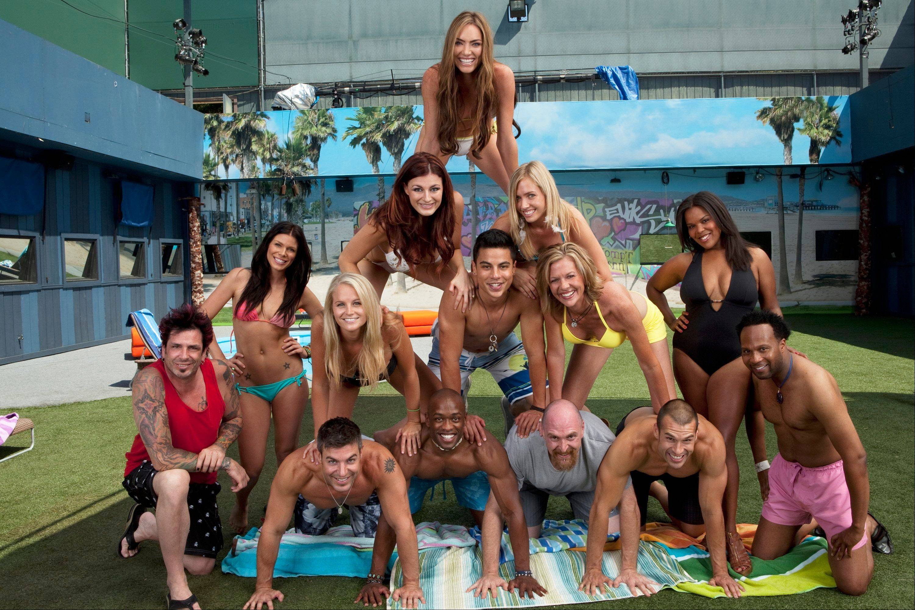 The cast of �Big Brother 13� was narrowed down to winner Rachel Reilly Wednesday.