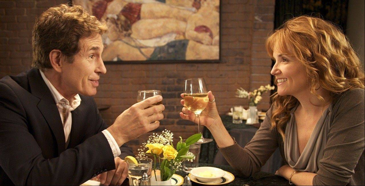 "John Shea and Lea Thompson star in ""The Trouble With the Truth,"" playing at the Naperville Independent Film Festival. It's directed by Naperville Central High School grad Jim Hemphill."
