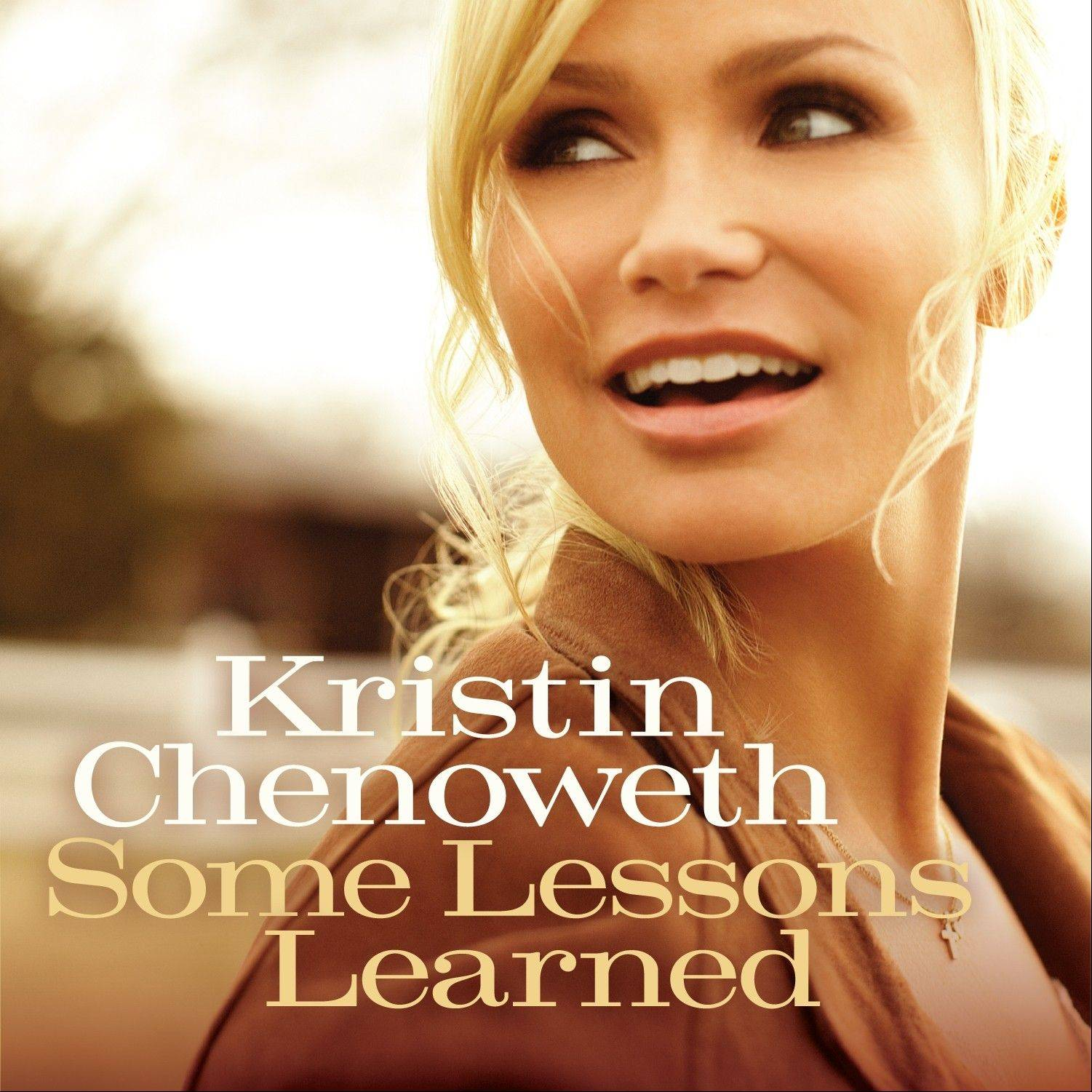 "Kristin Chenoweth's ""Some Lessons Learned"""