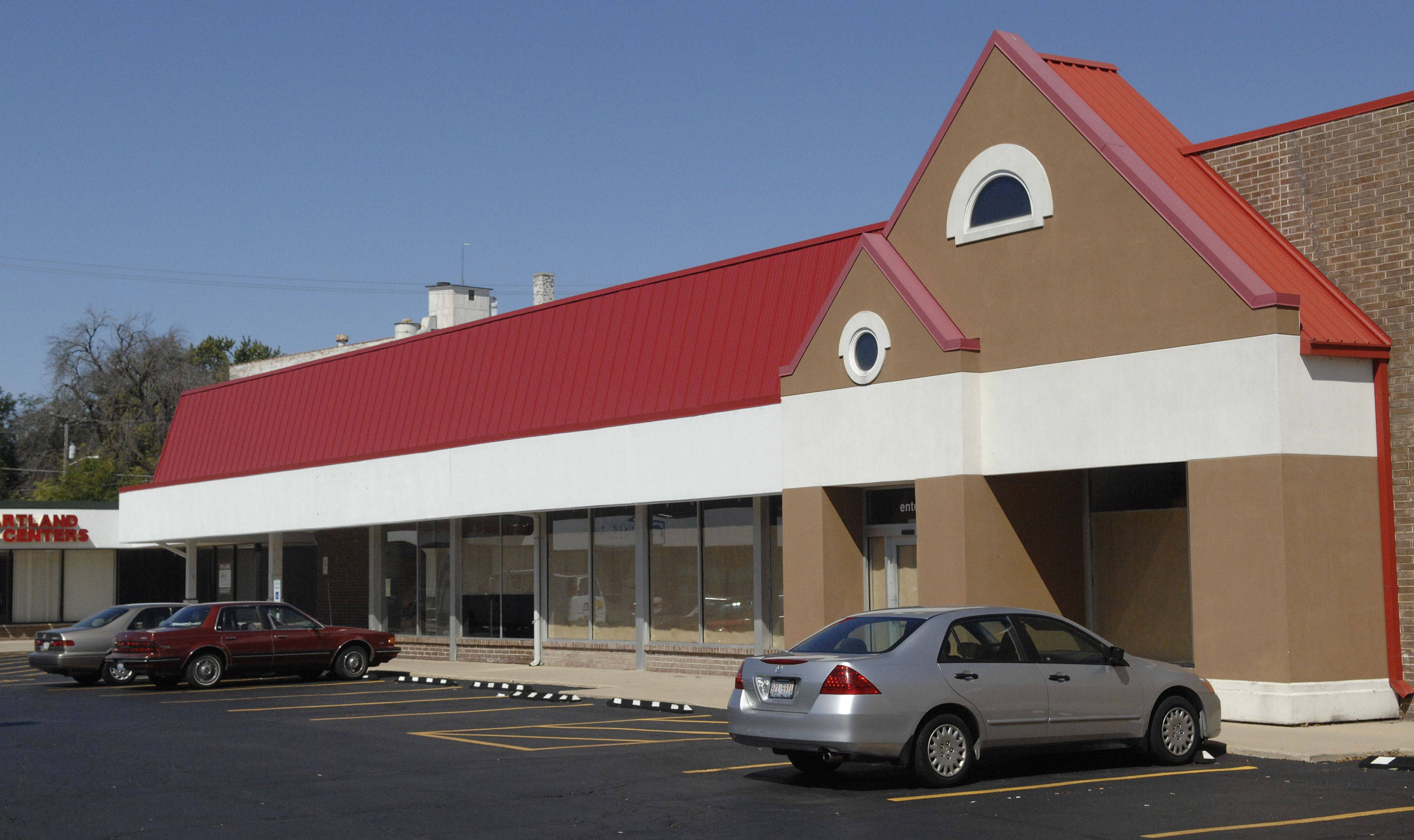 The old Ace Hardware building on State Street in Geneva sits vacant, but not for long.