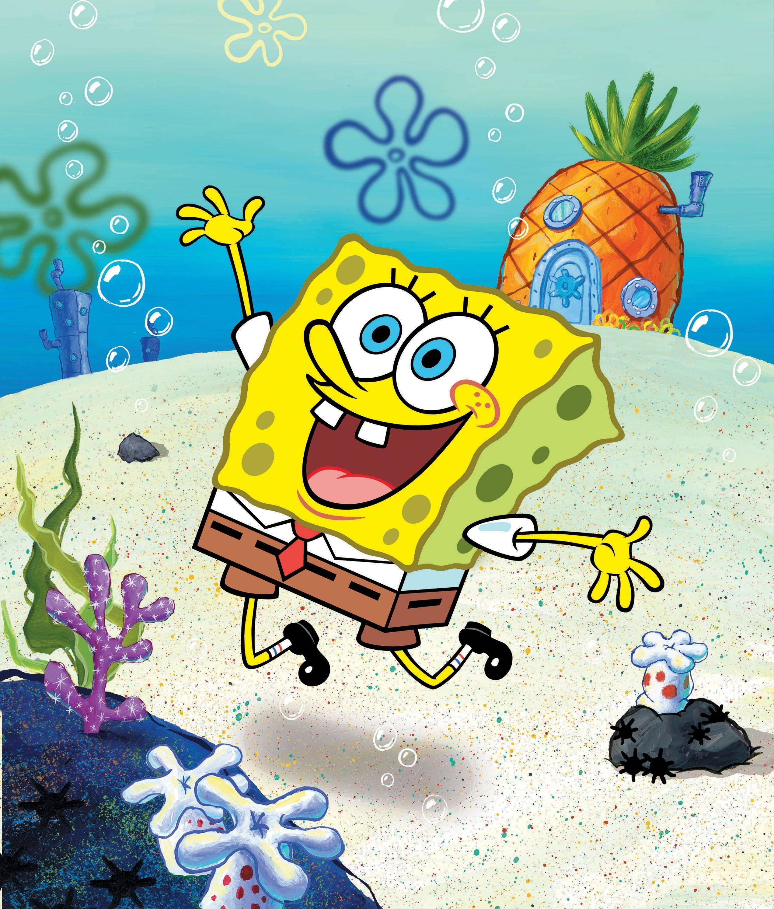 """SpongeBob SquarePants"" is in hot water from a study suggesting that watching just nine minutes of ""SpongeBob SquarePants"" can cause short-term attention and learning problems in 4-year-olds."