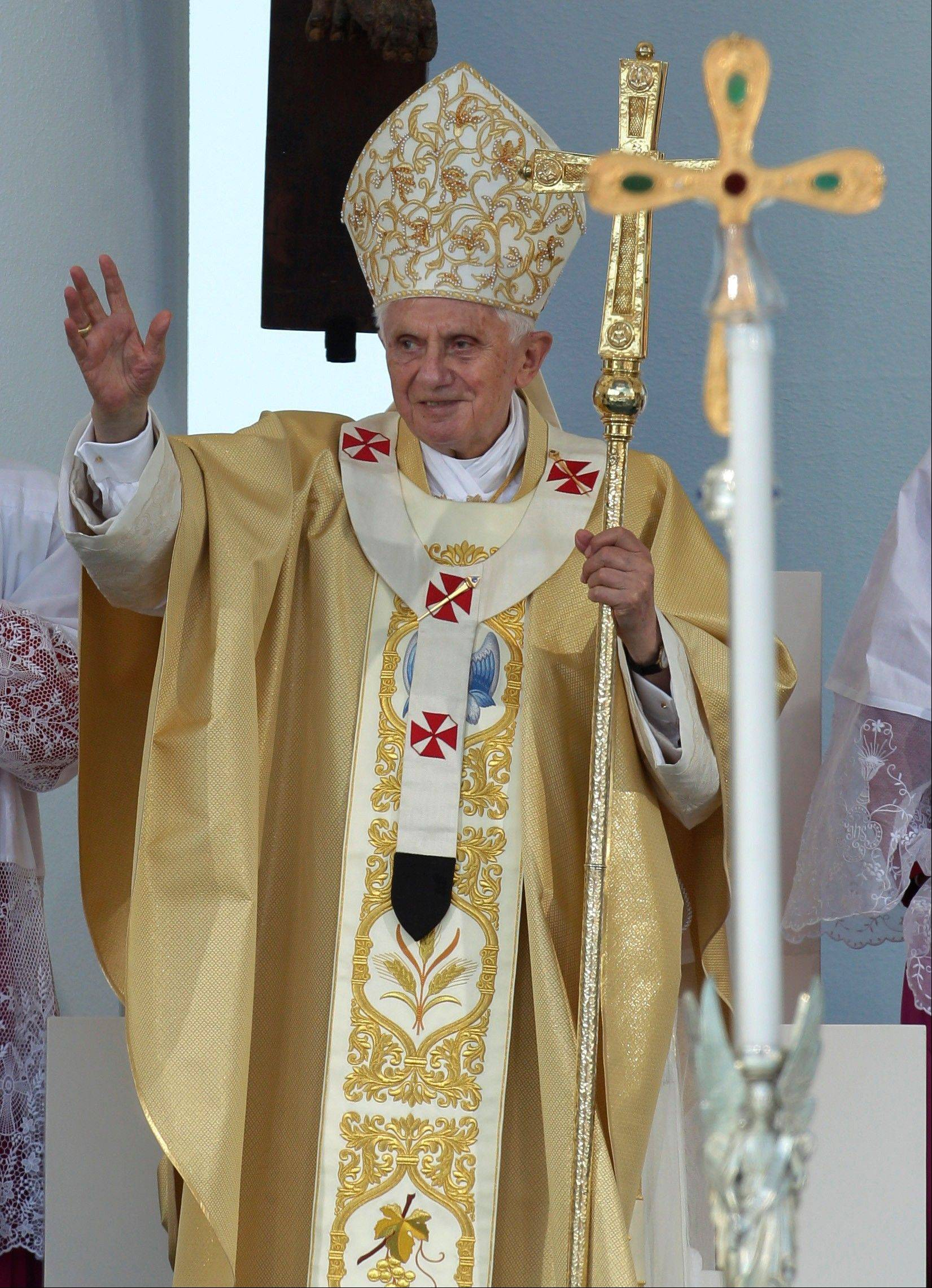 "Pope Benedict XVI prayed for the victims of the Sept. 11 terror attacks and called on world leaders and others to resist what he calls the ""temptation toward hatred."" The Vatican also has told a breakaway traditional Catholic group that its members must accept some core church teachings if they want to be brought back into the Roman Catholic fold."