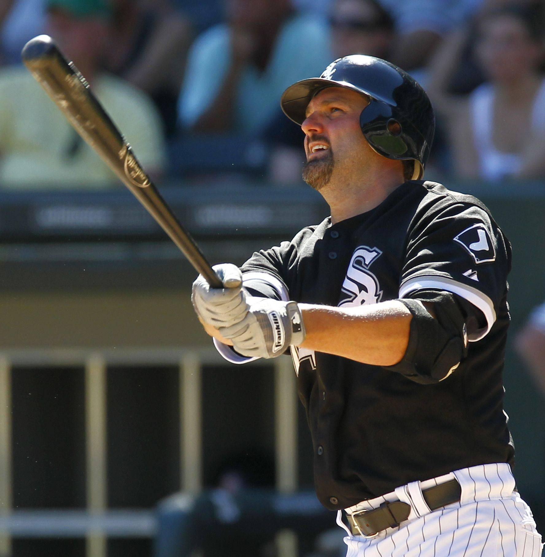 Paul Konerko homered Sunday at Kansas City and has 30 homers and 103 RBI this season. Konerko has hit 30 or more homers and piled up 100 or more RBI five times in his career.