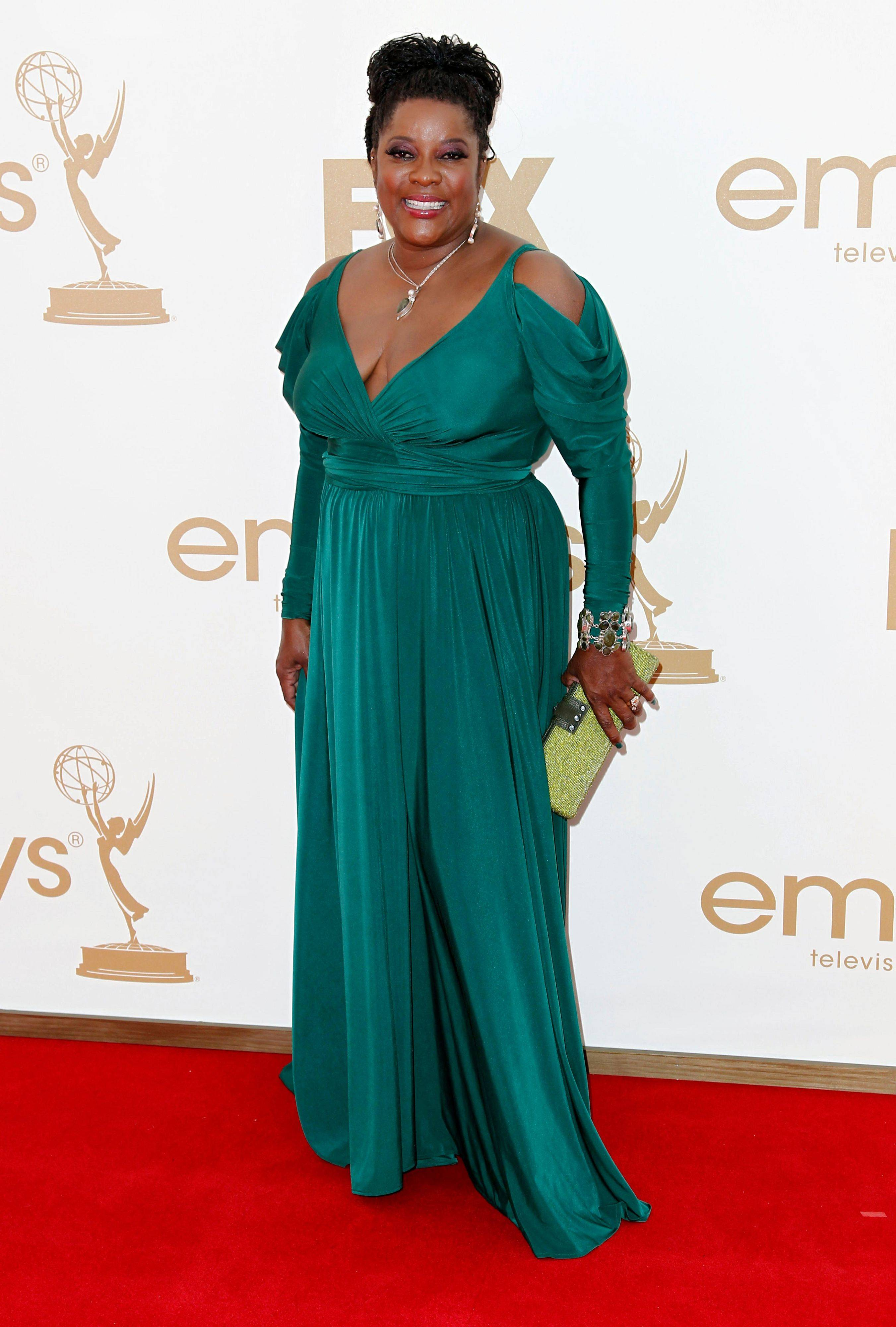 "Loretta Devine, who won an Emmy for her guest-starring role on ""Grey's Anatomy,"" said she was ""in shock"" when she won the award at the Creative Arts Emmy ceremony last week."