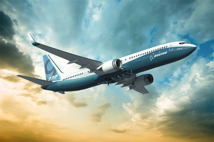 Boeing's 737 Max