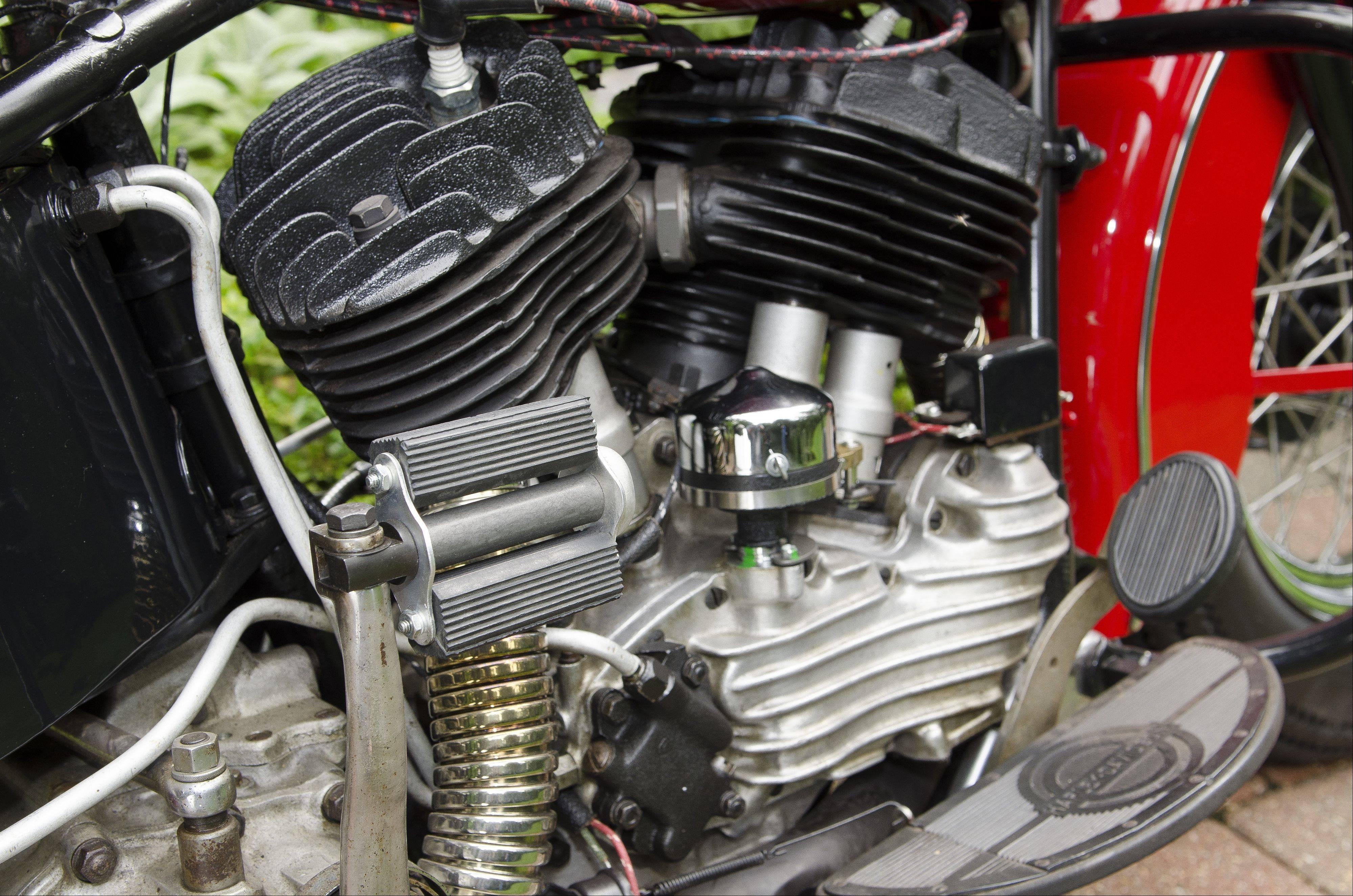 Classic recollections: 1940 Harley-Davidson UL flathead