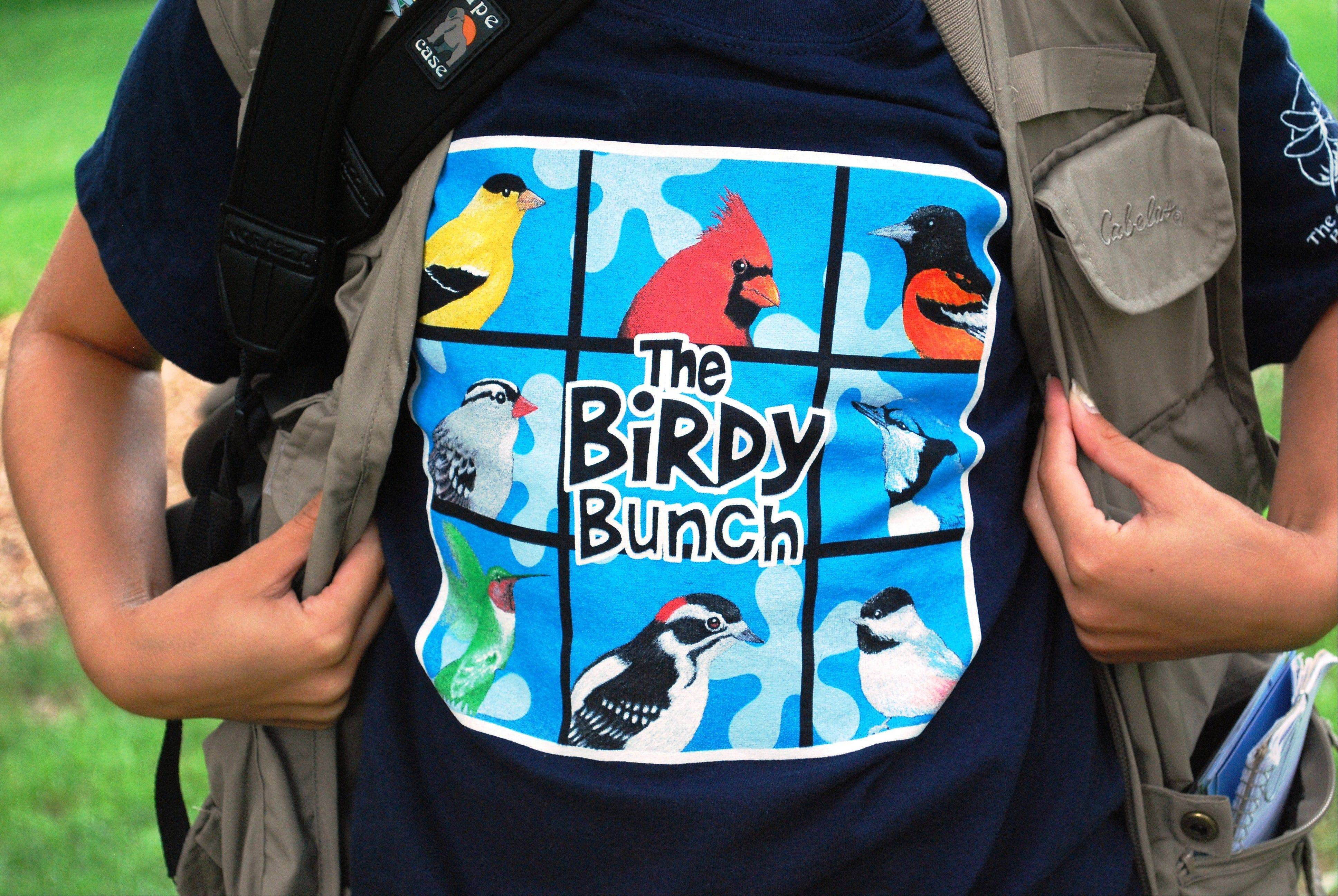 Young birders may be rarer than a mockingbird in Illinois, Jeff Reiter says, but they're certainly enthusiastic.