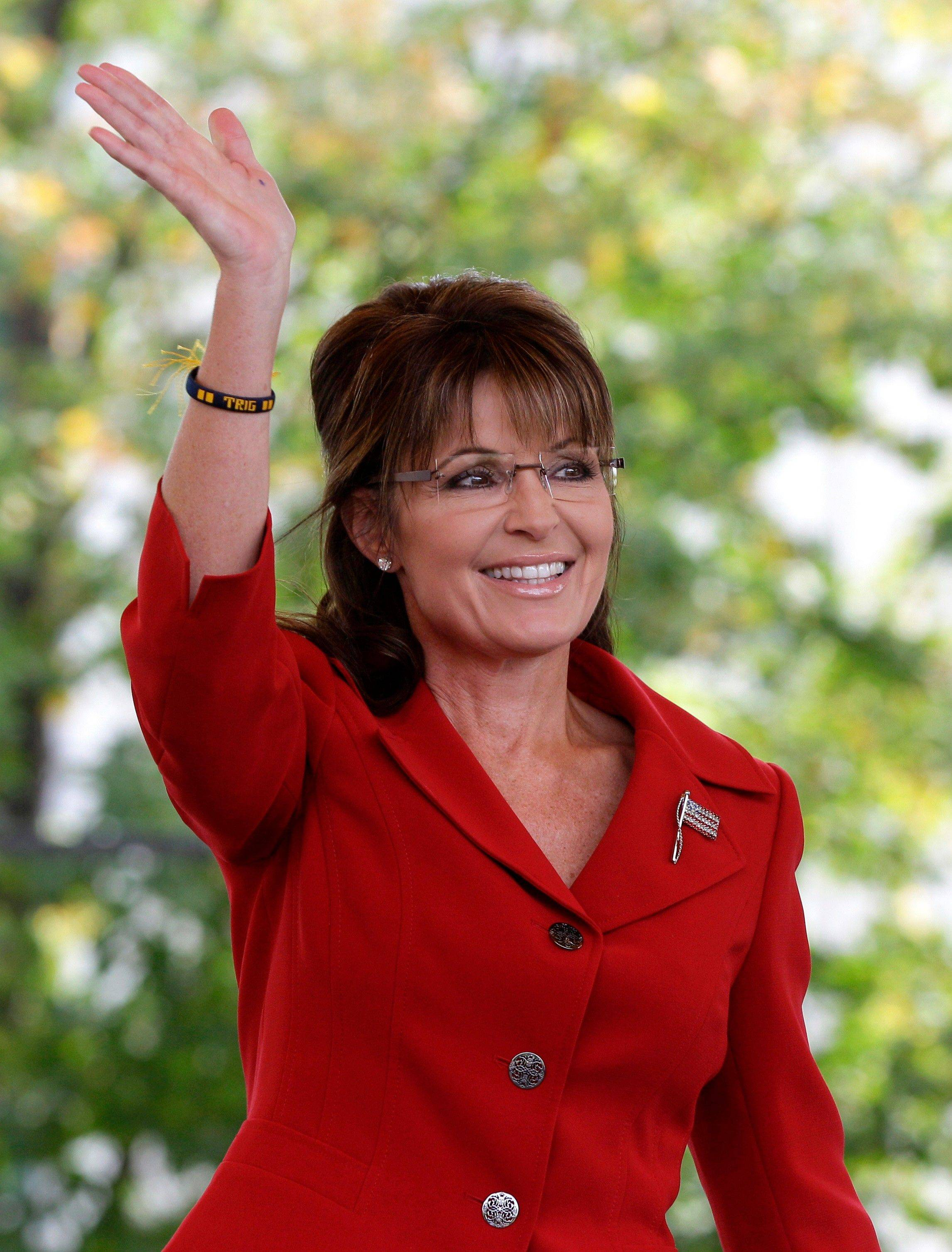 "Former Republican vice presidential candidate and Alaska Gov. Sarah Palin is the subject of Joe McGinniss' ""The Rogue."" Palin's husband, Todd, released a statement on Thursday responding to the book as ""disgusting lies, innuendo and smears"" as her camp sought to discredit the racy biography."