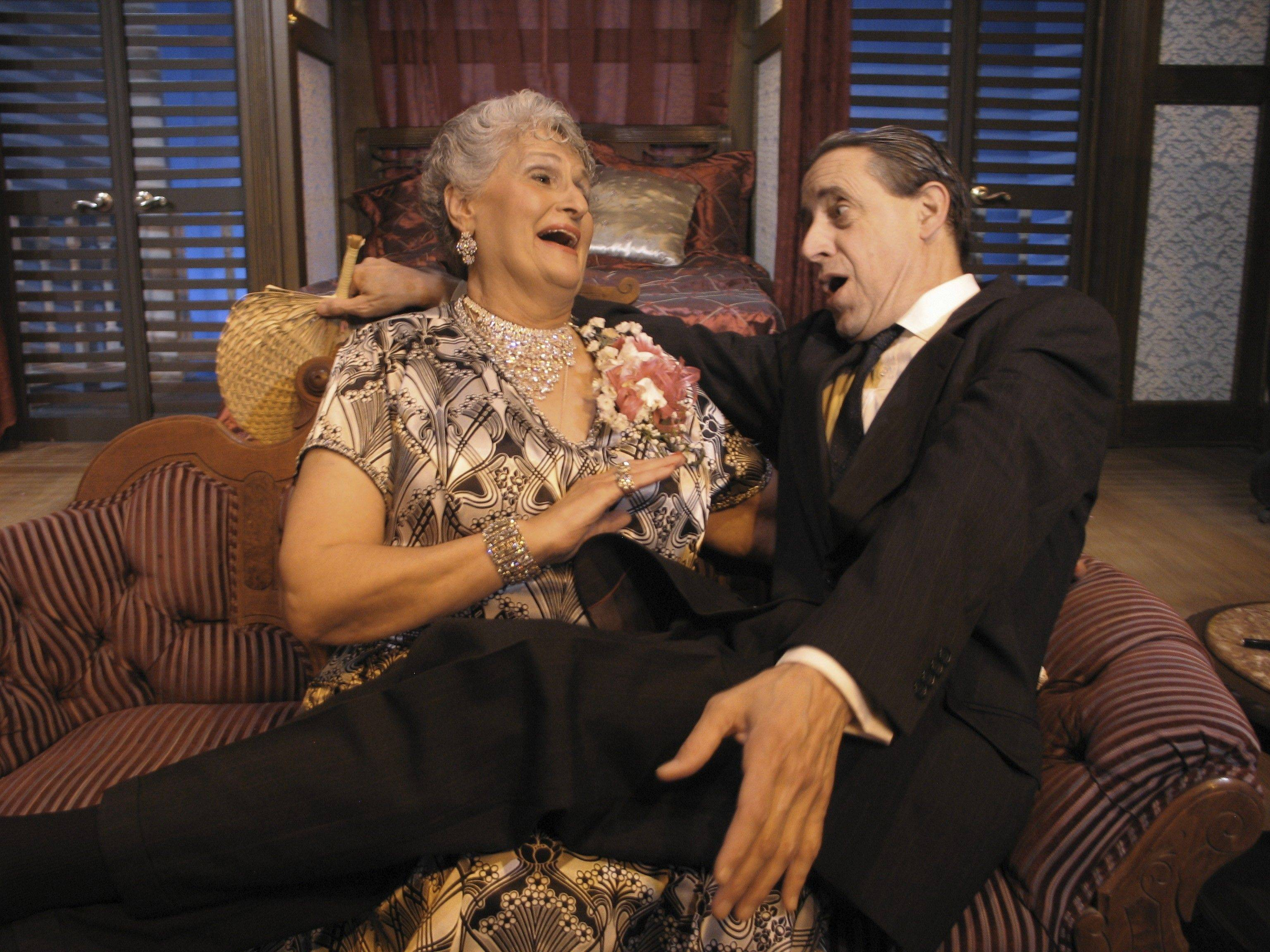 Deanna Norman of Lombard delivered a volcanic performance as Big Mama in Circle Theatre�s 2009 production of �Cat on a Hot Tin Roof.�