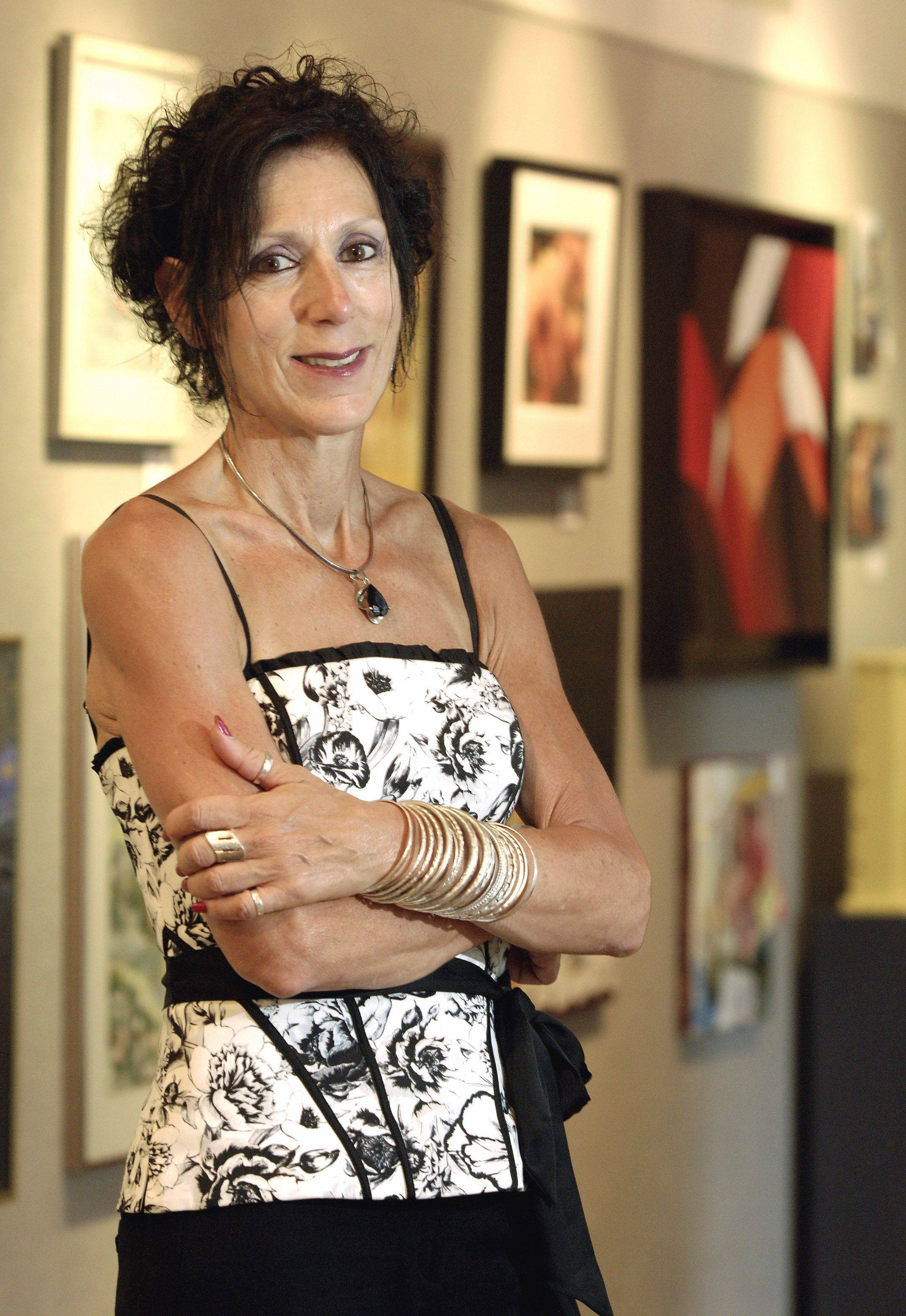 Deborah L. Venezia has served as the executive director of the Naperville Art League since 2002. She also is the founder and executive director of the After Hours Film Society that meets in Downers Grove.