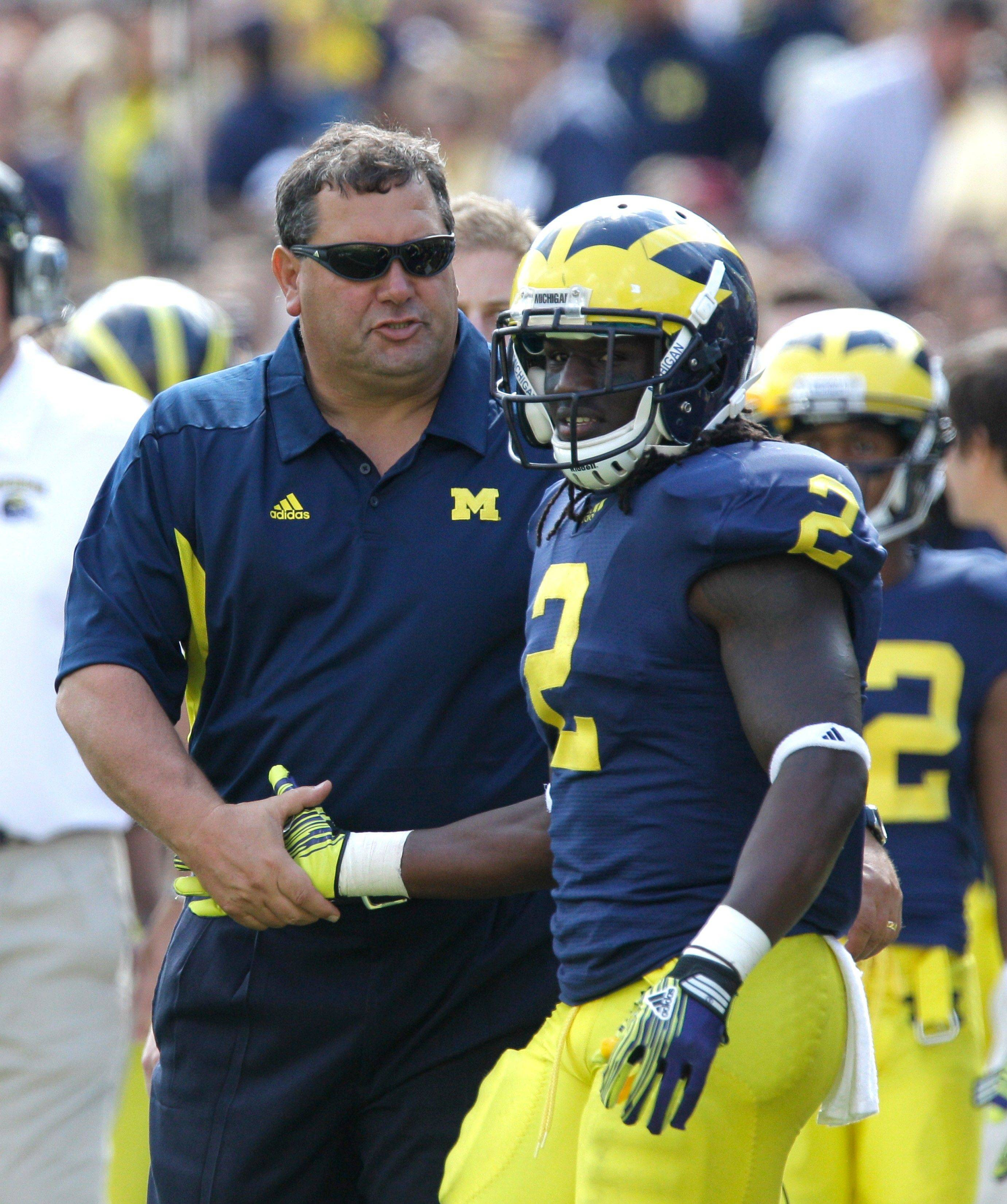 Michigan head coach Brady Hoke will be facing his former team this Saturday.