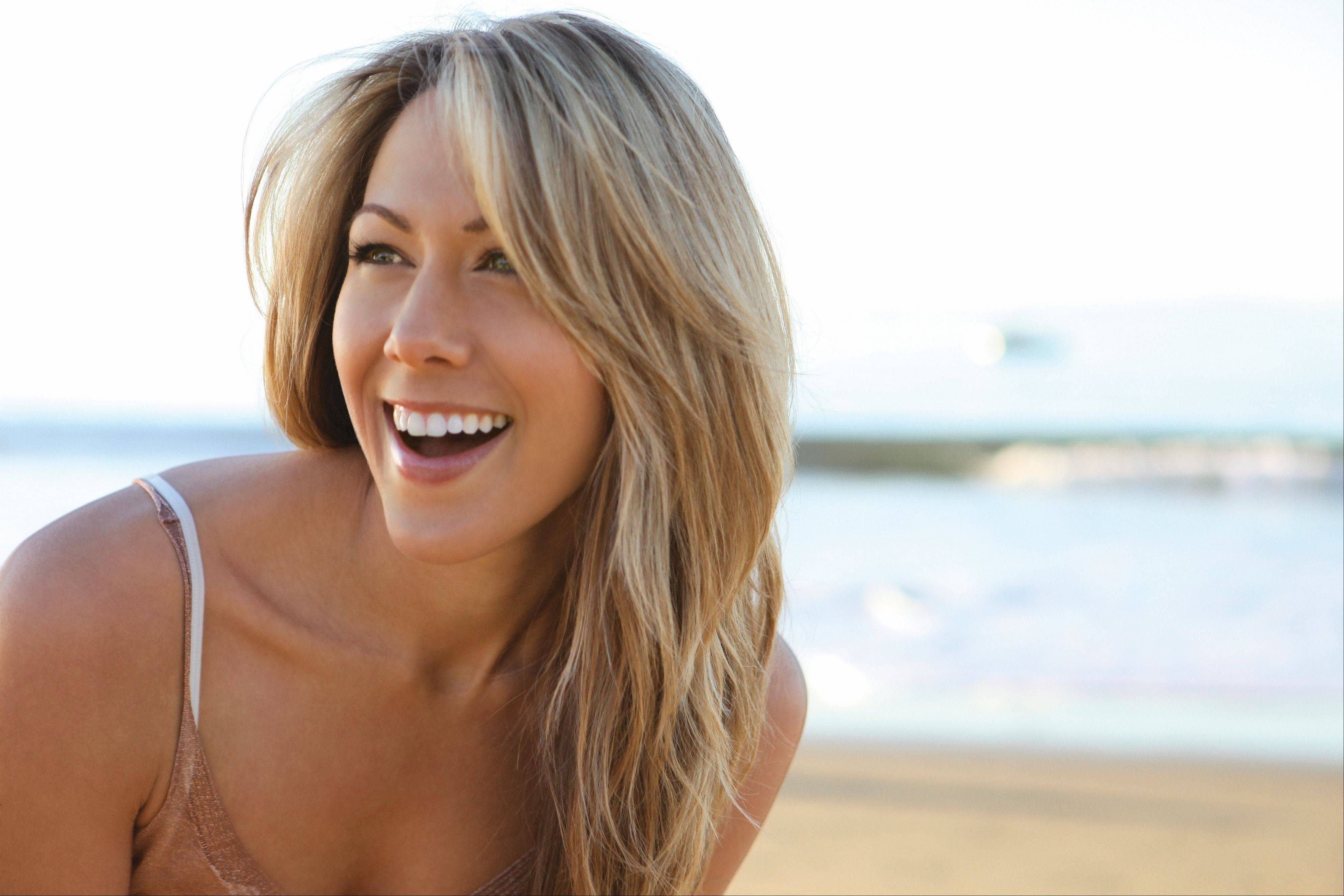 Colbie Caillat is set to perform a solo acoustic show at North Central College's Wentz Concert Hall in Naperville on Thursday, Nov. 10.