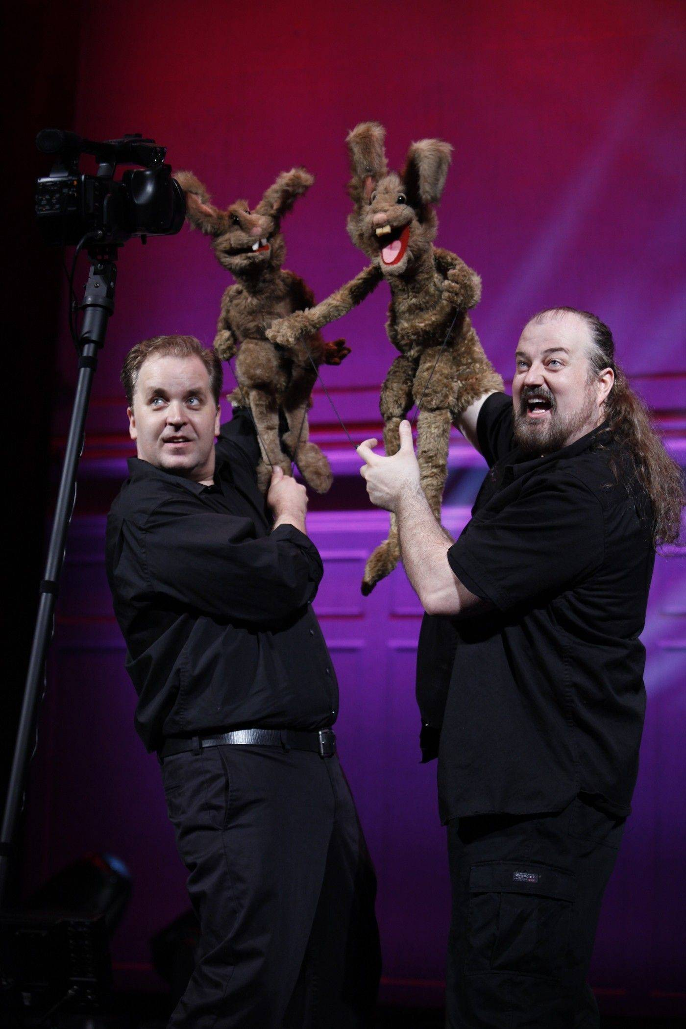 "The adults-only comedy revue ""Stuffed and Unstrung -- Henson Puppets Behaving Badly"" comes to College of DuPage's McAninch Arts Center in Glen Ellyn on Saturday, Sept. 24."