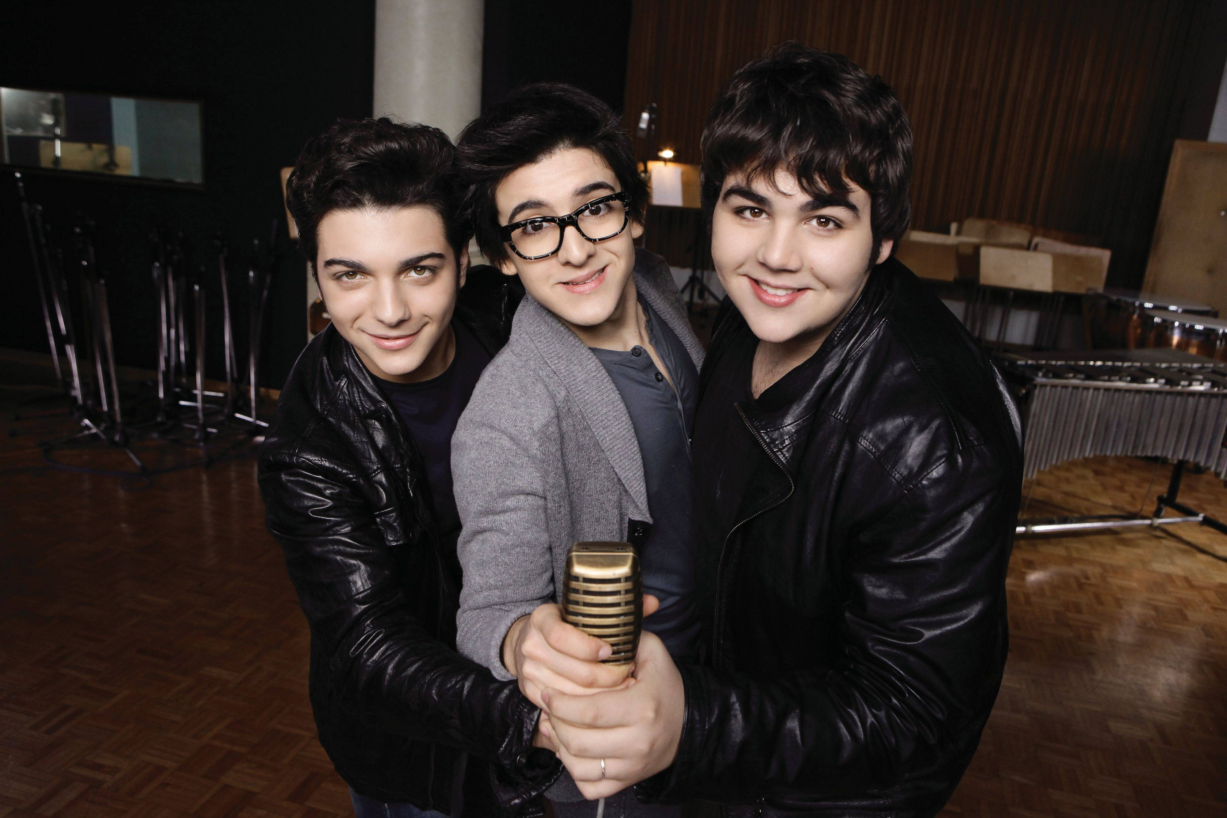 Italian pop-opera trio Il Volo is set to perform at the Chicago Theatre on Wednesday, Sept. 28.