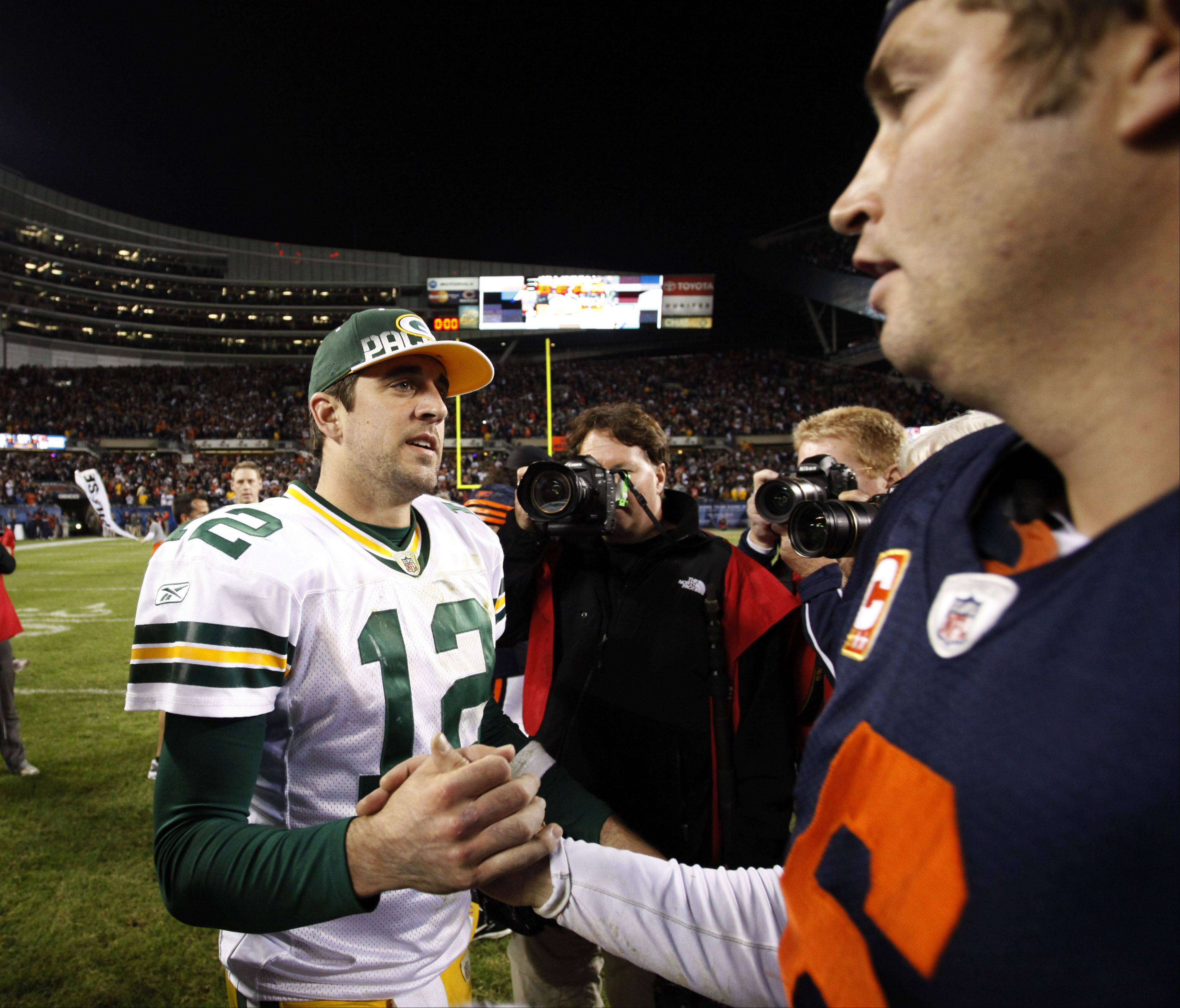 Ask the Sports Writers: Rozner on Bears-Packers
