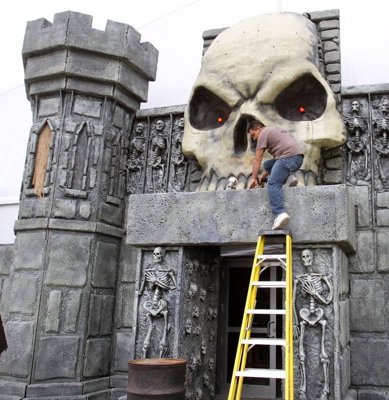 Rosemont To Debut New Haunted House