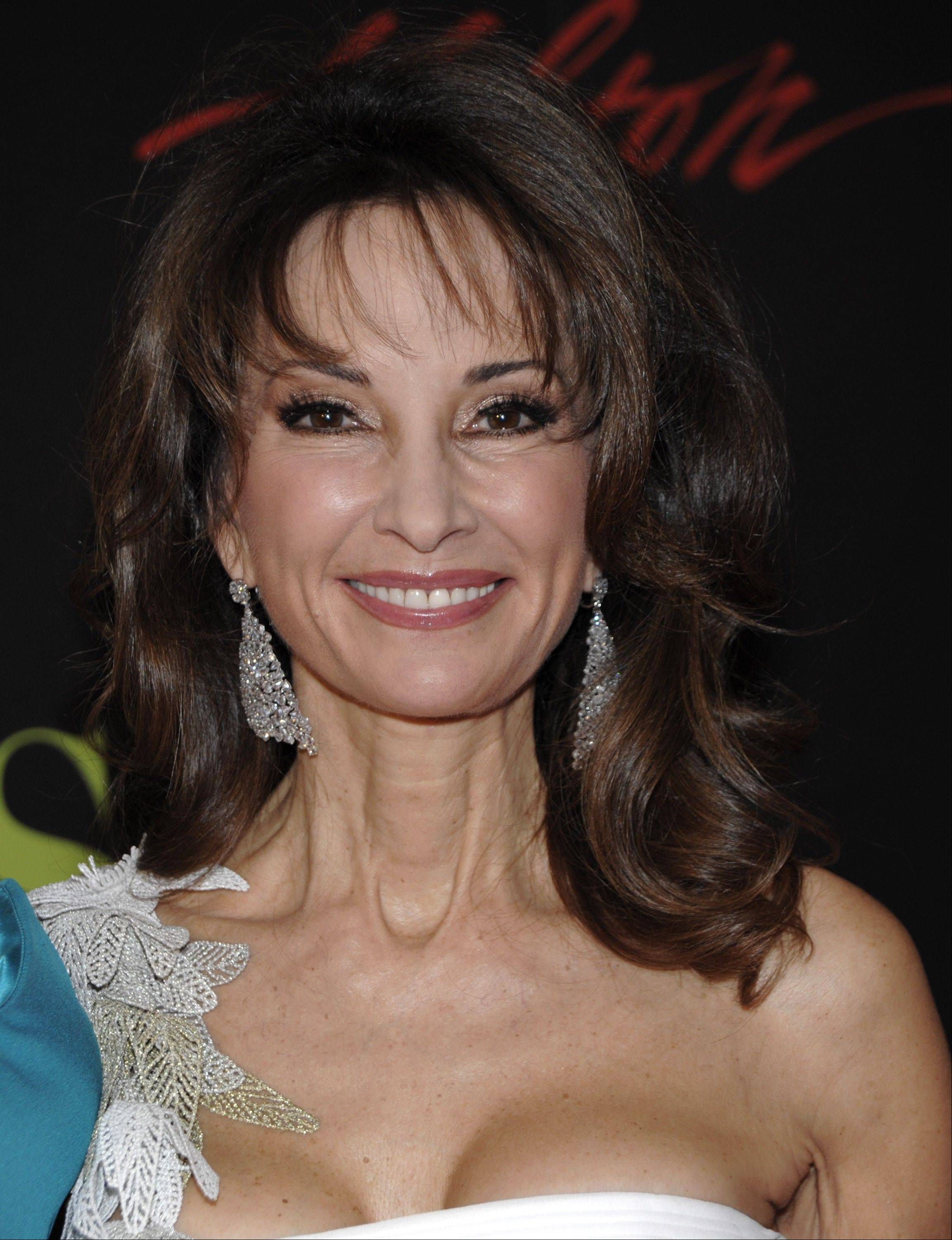 "Will Susan Lucci, who has portrayed Erica Kane on ""All My Children,"" continue on as her character if the series migrates online?"