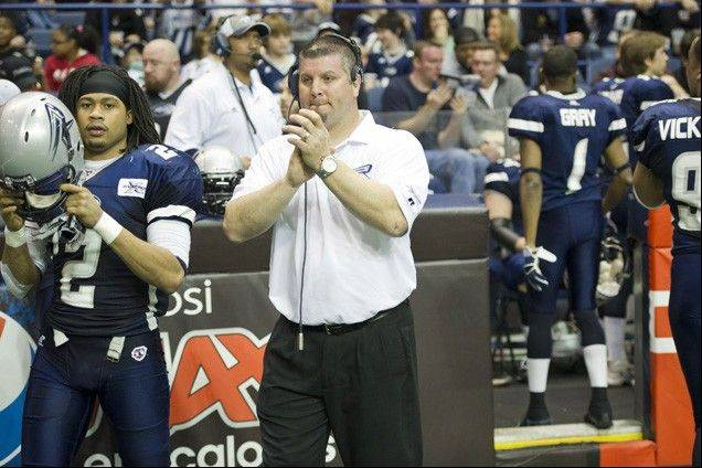 Bob McMillen led the Chicago Rush to 13 wins in his rookie season as head coach, and he finished second overall in Coach of the Year voting after guiding his team to the Arena Football League playoffs.