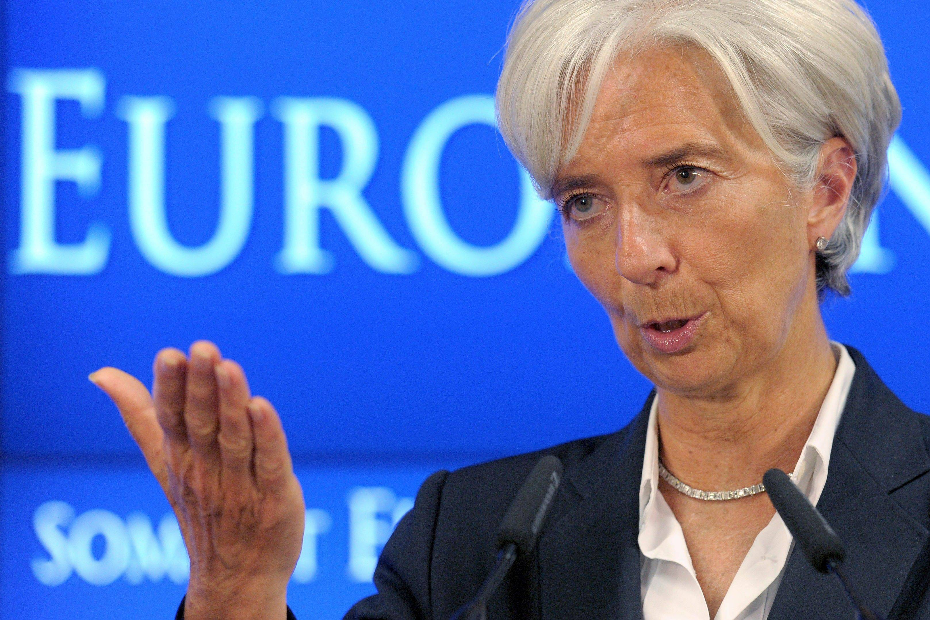 The International Monetary Fund has set some goals to increase the share of women in the organization, IMF Managing Director Christine Lagarde told a conference last week. Lagarde, who works with a board of directors where men hold 23 out of the 24 seats, has said she is in favor of more gender balance in the financial sector.