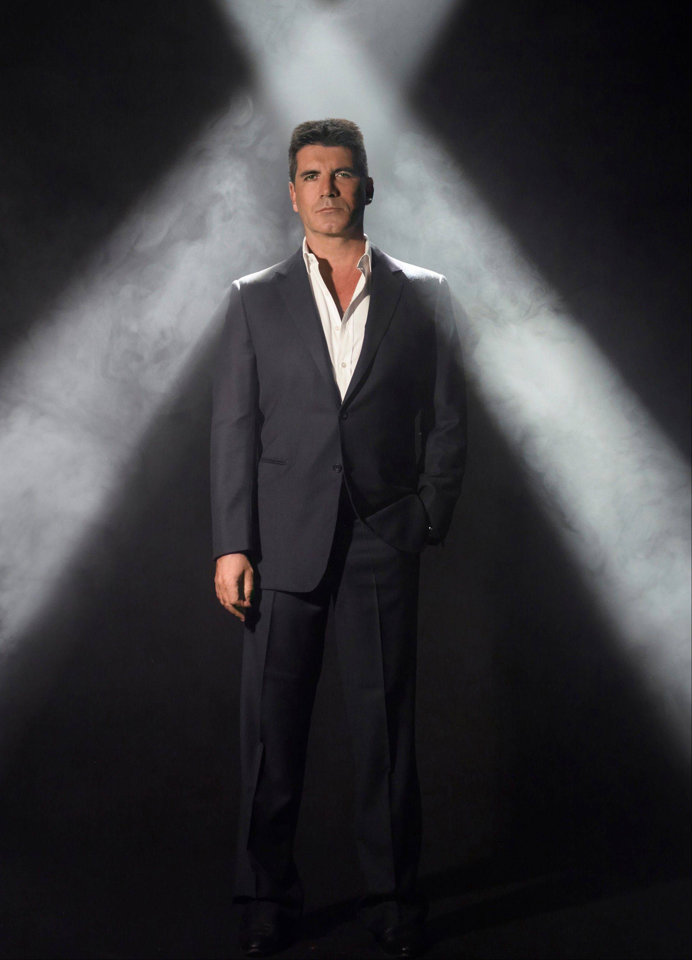 Simon Cowell�s �X Factor� reality show premiered Wednesday.