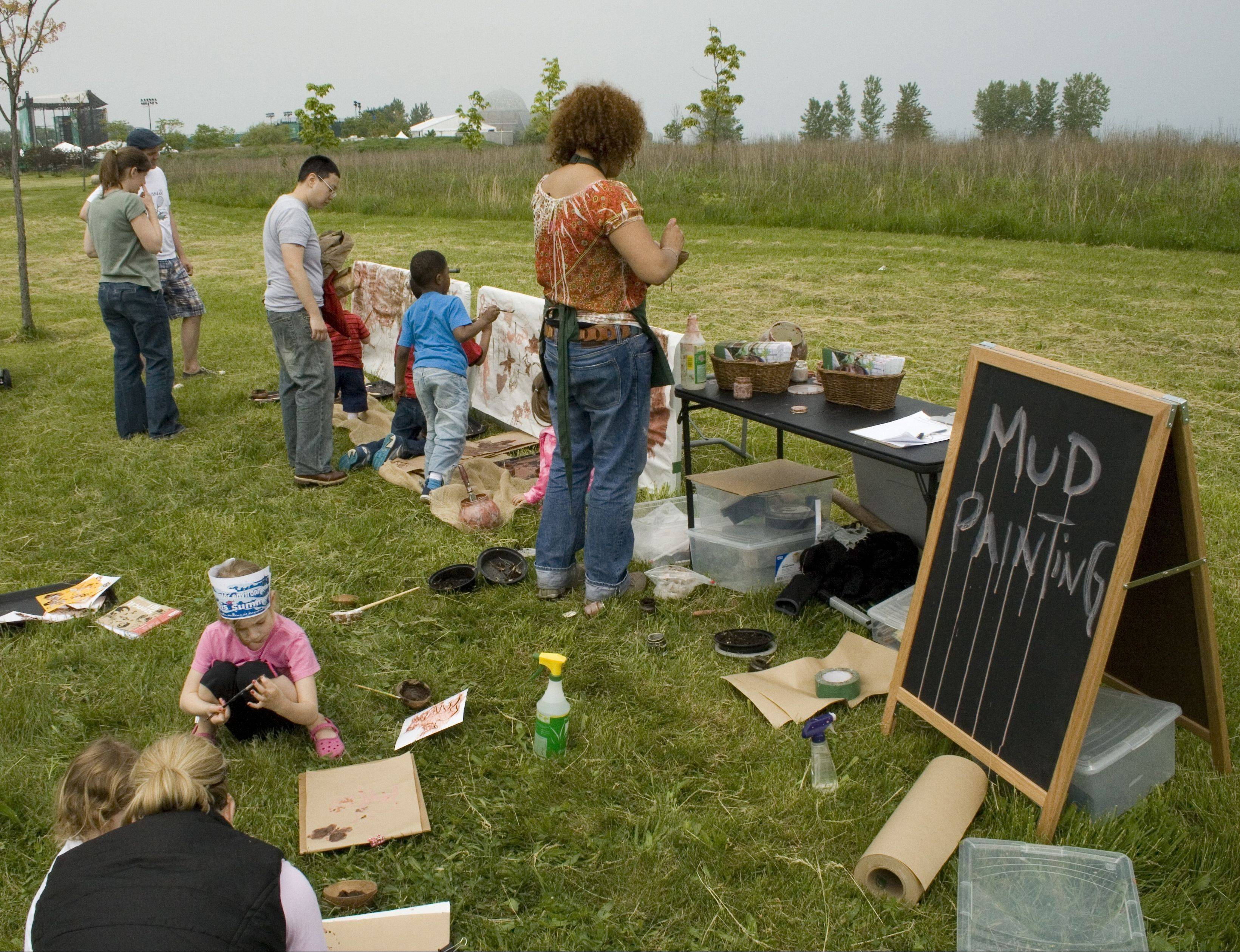 Families can learn about autumn and enjoy Fall Adventure Day on Northerly Island in Chicago.