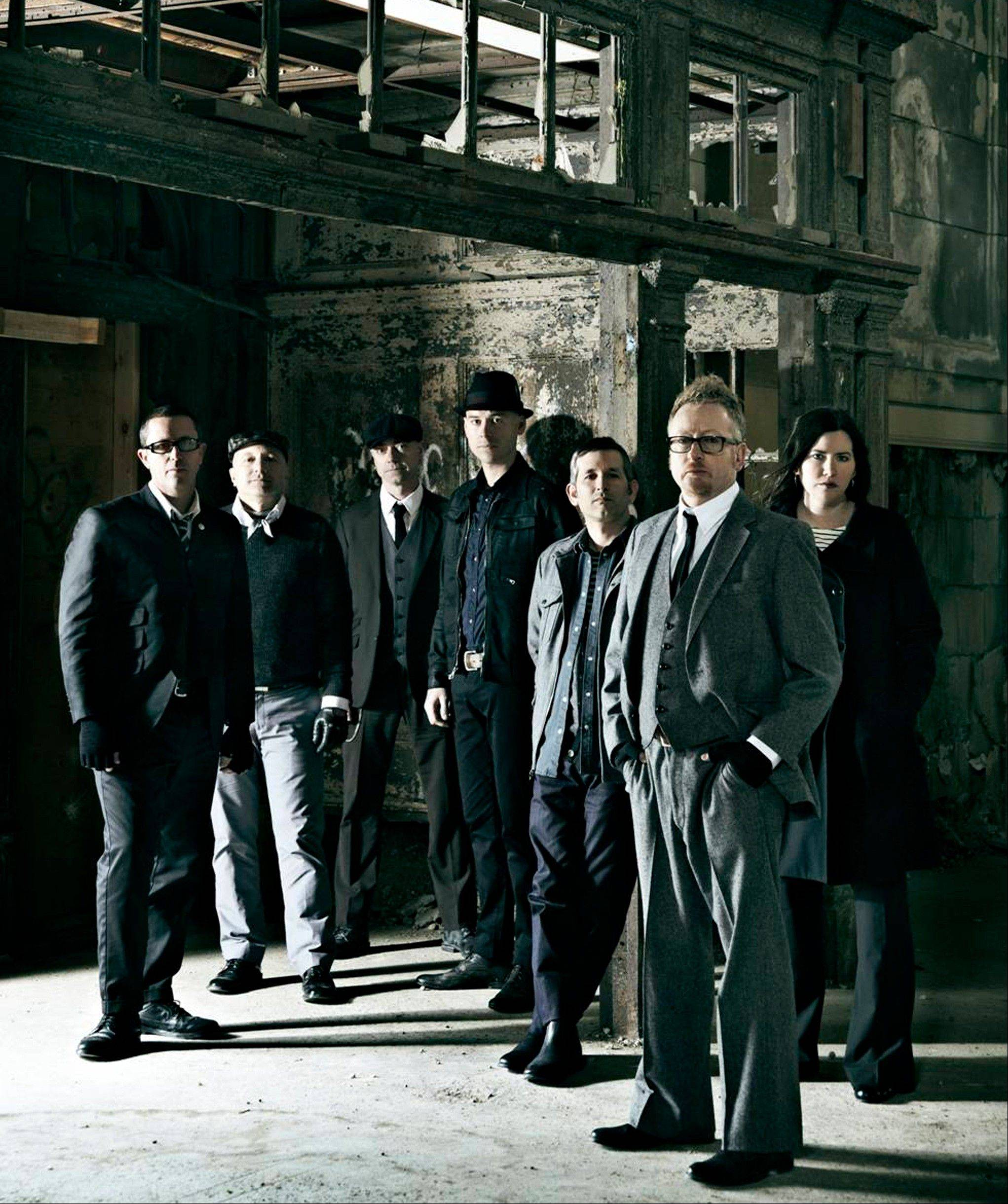 The economic downturn, and how it affected the city of Detroit, heavily influenced Flogging Molly's latest release.