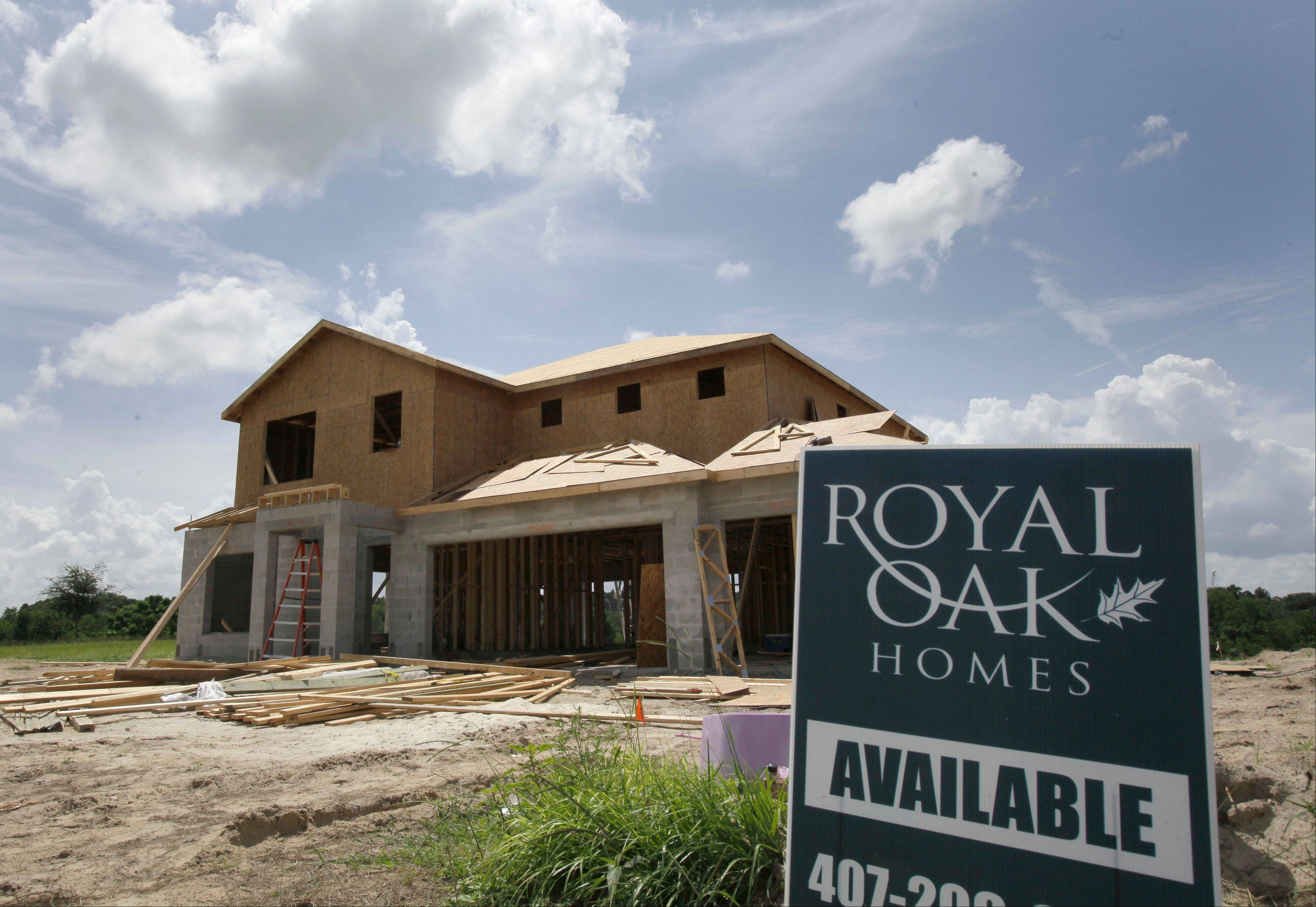 Sales of new homes fell to a six-month low in August. The fourth straight monthly decline during the peak buying season suggests the housing market is years away from a recovery.