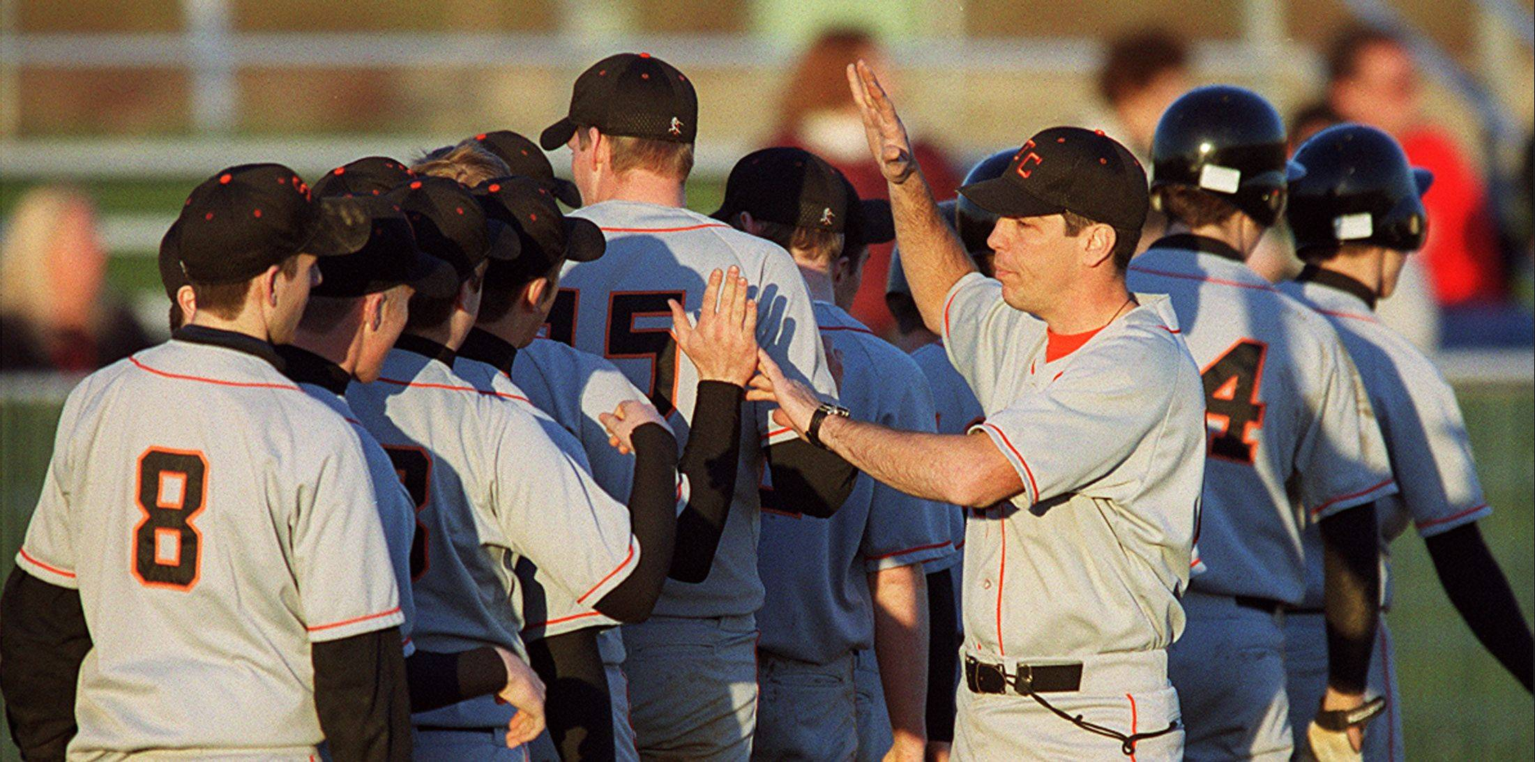 Len Asquini, who guided the Saints to the 1999 state championship, is returning to coach the baseball team at St. Charles East.