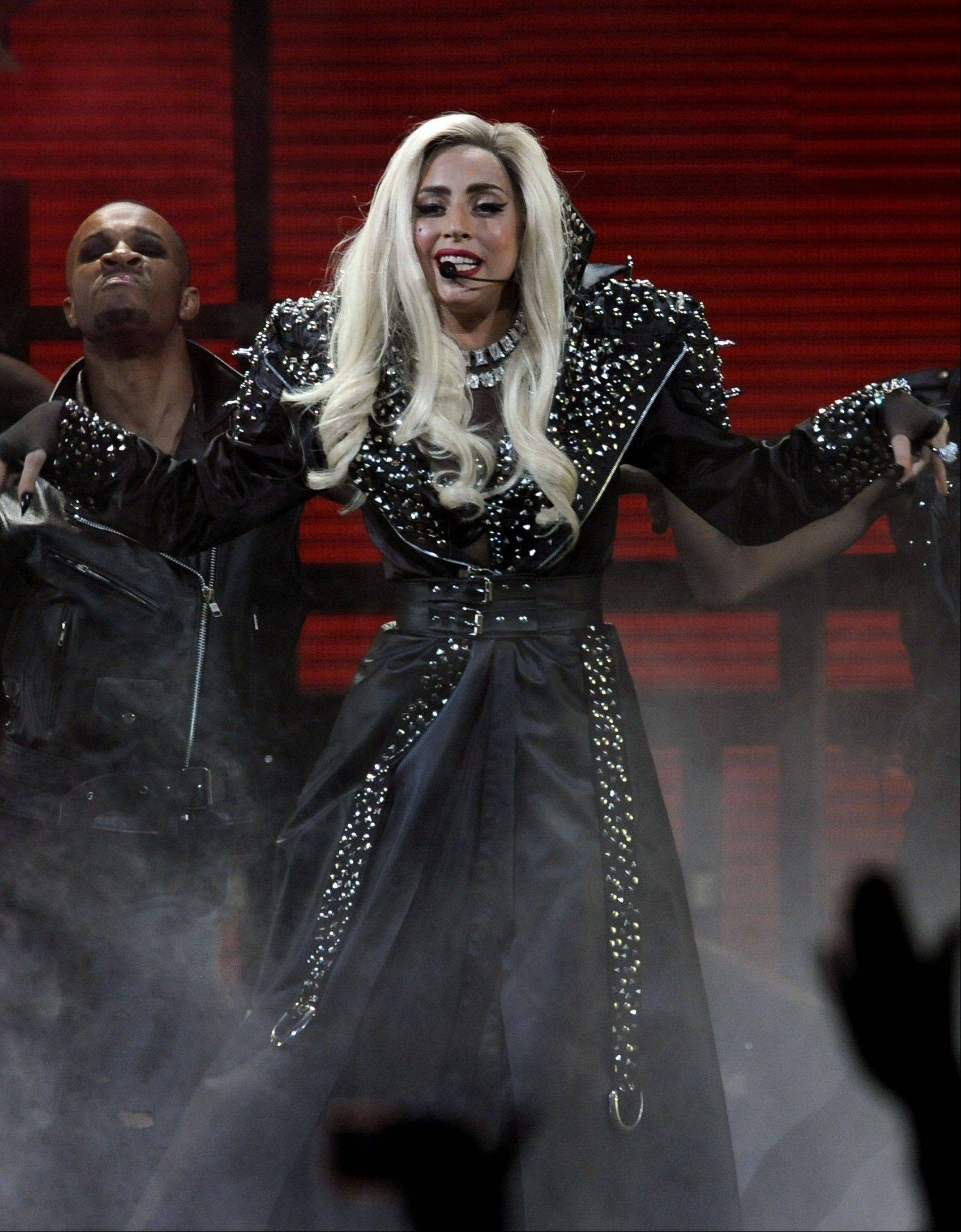 Lady Gaga is among the leading nominees for MTV's O Music Awards 2, which take place Oct. 31.