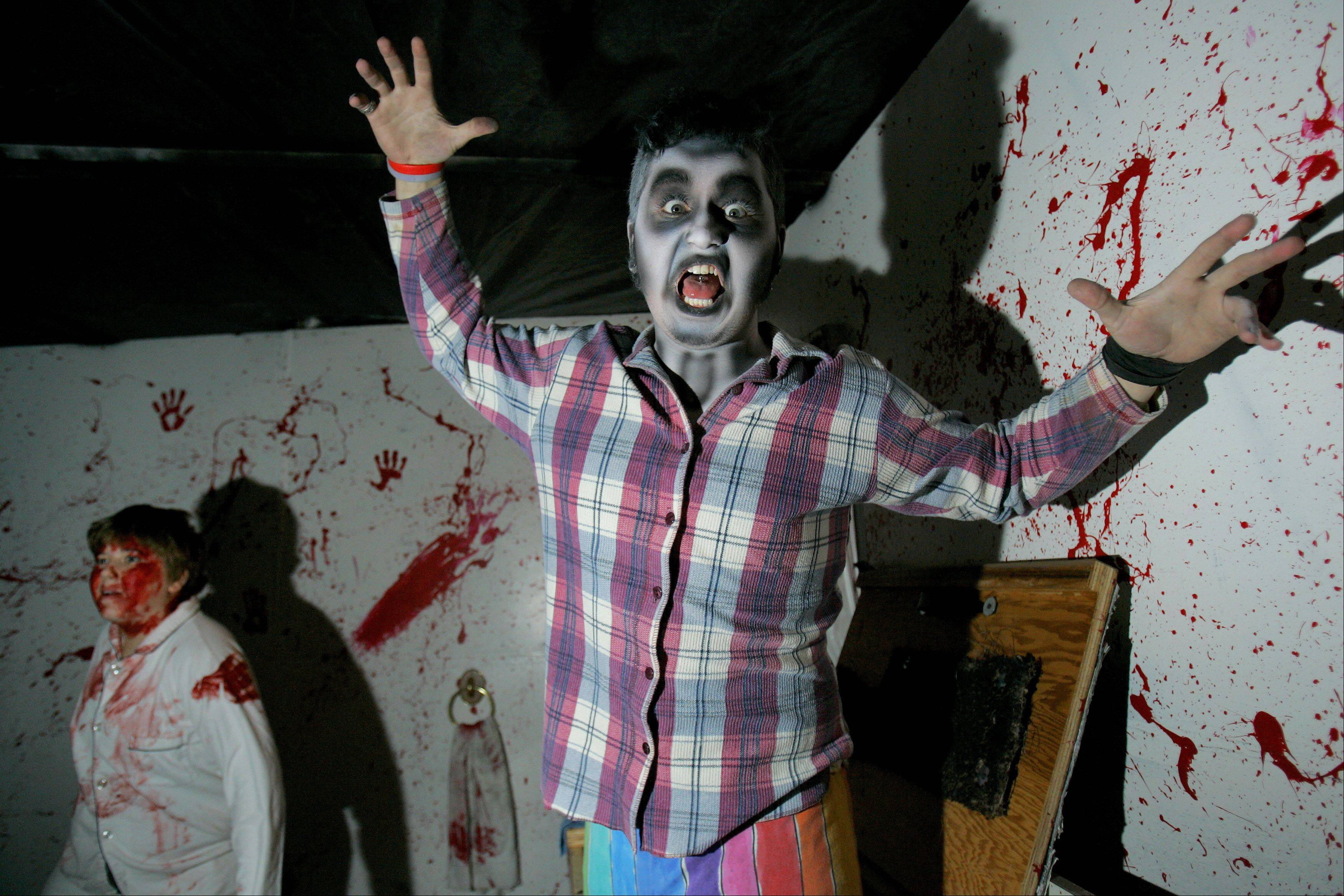 Forty years of haunting at the Lombard Jaycees' annual haunted house may come to an end if the group doesn't find a new location by Saturday, Oct. 1.