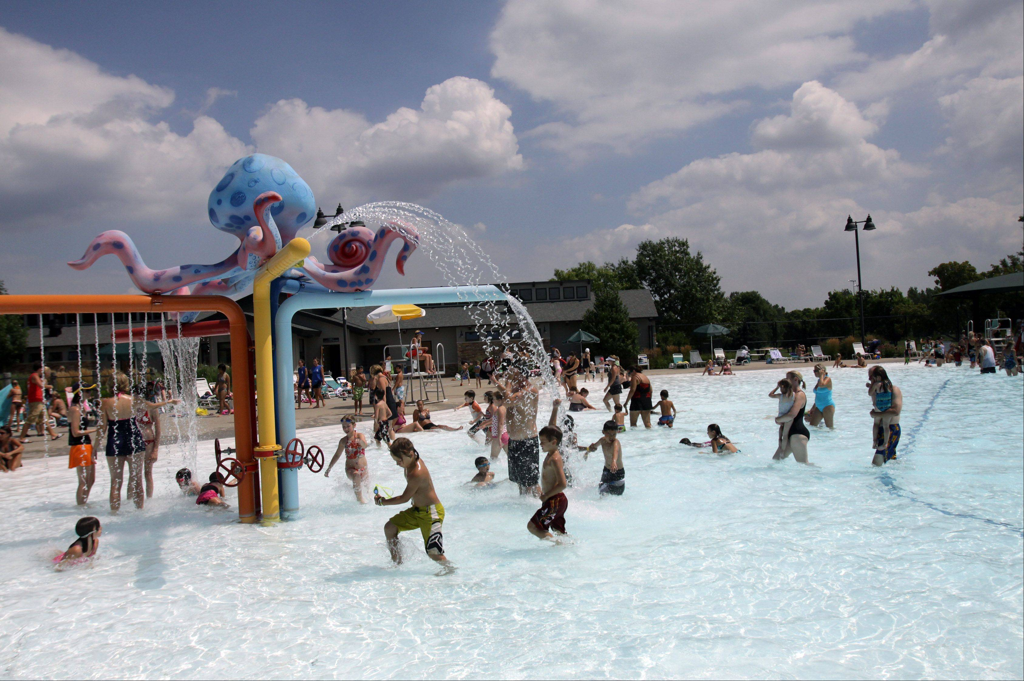 Sea Lion Park pool in Lisle is one of many licensed swimming facilities in Illinois to comply with new federal and state rules on pool drain covers. But approximately 500 swimming facilities statewide still haven�t met the requirements.
