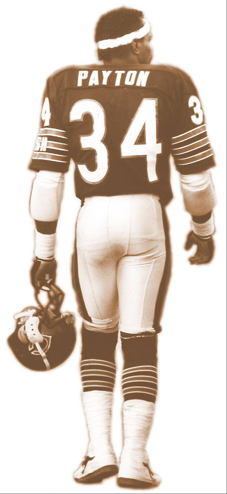 Mike Spellman insists the new biography on Walter Payton won't change how he feels about his the Bears legend.
