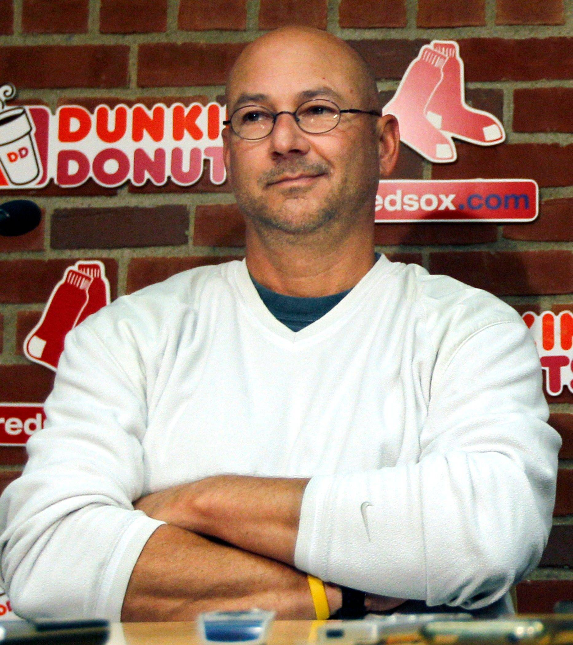 Manager Terry Francona is available after parting ways with the Boston Red Sox.