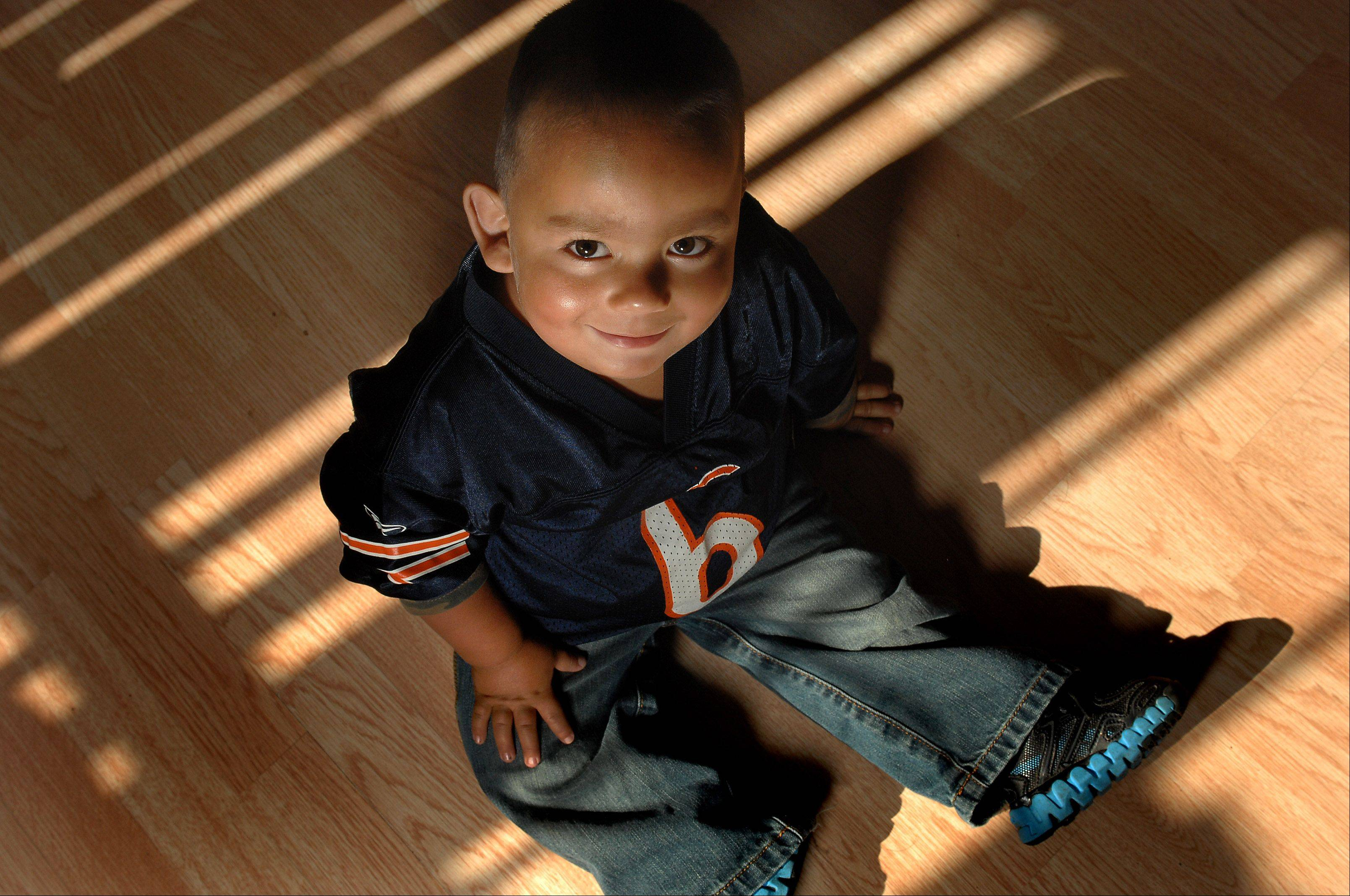 Nathan Saavedra will be 3 in November. He needs a kidney after the last donation failed.