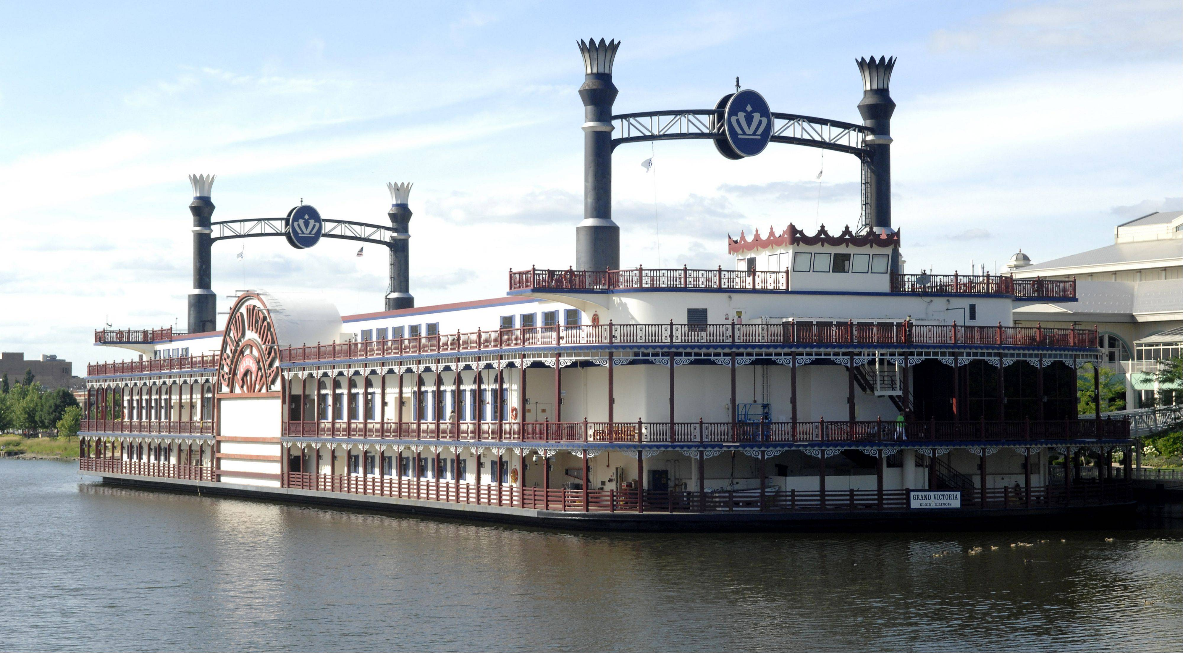 Riverboat money hitting new low in Kane County