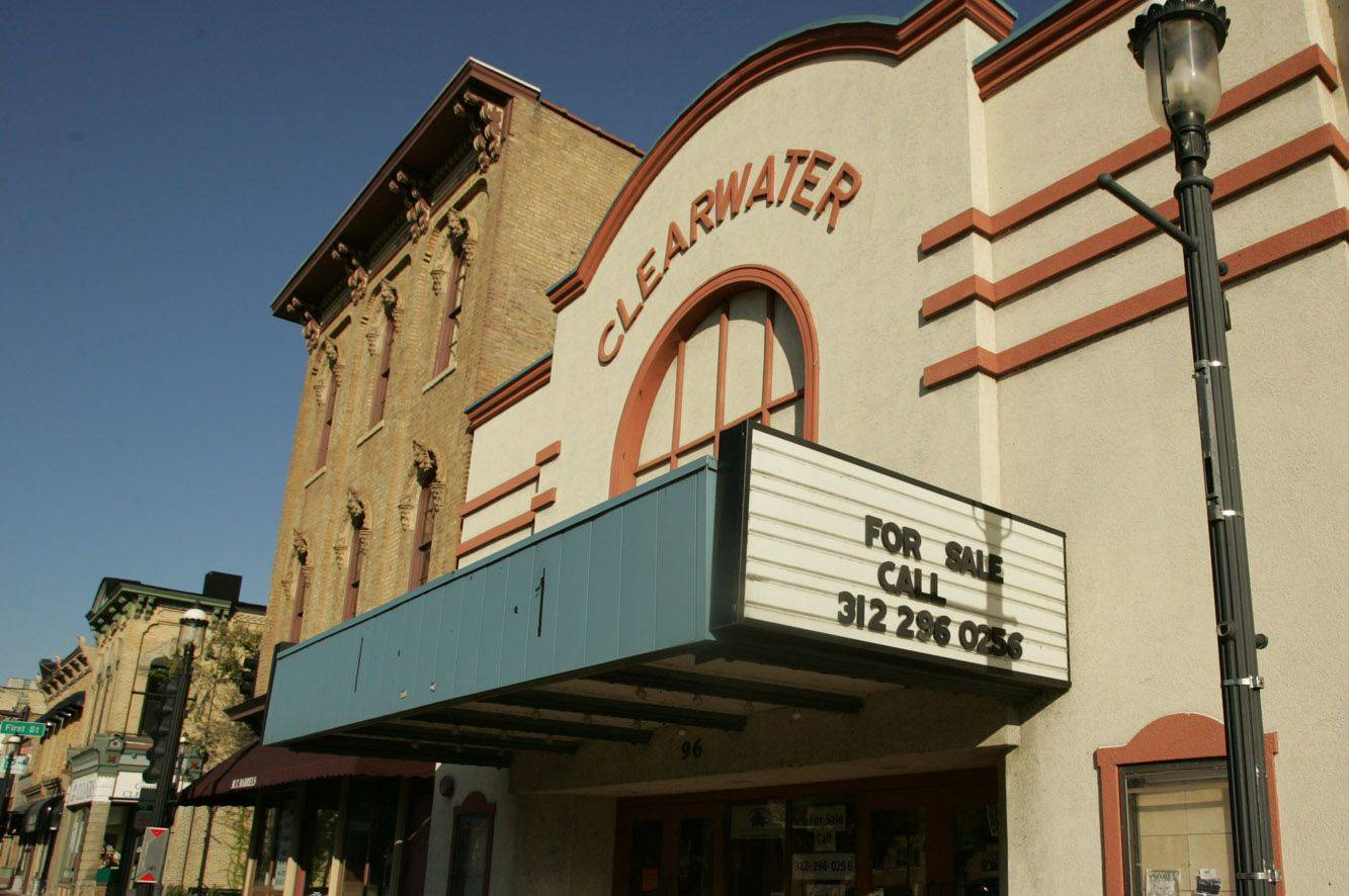 Clearwater Theater in foreclosure