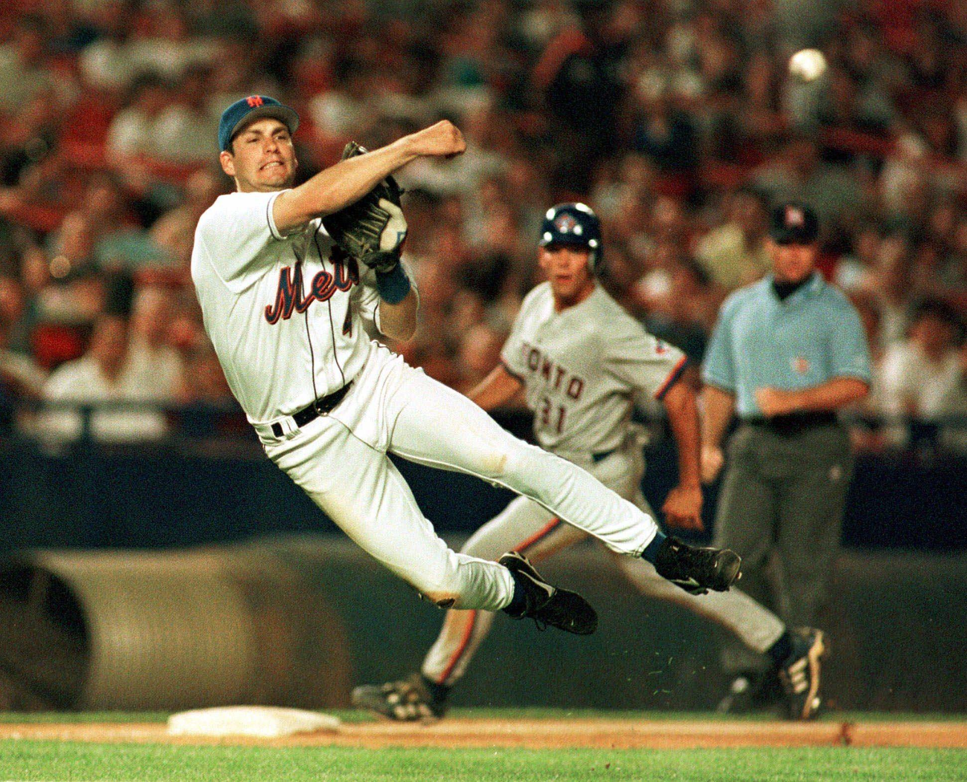 Images: Robin Ventura Through The Years