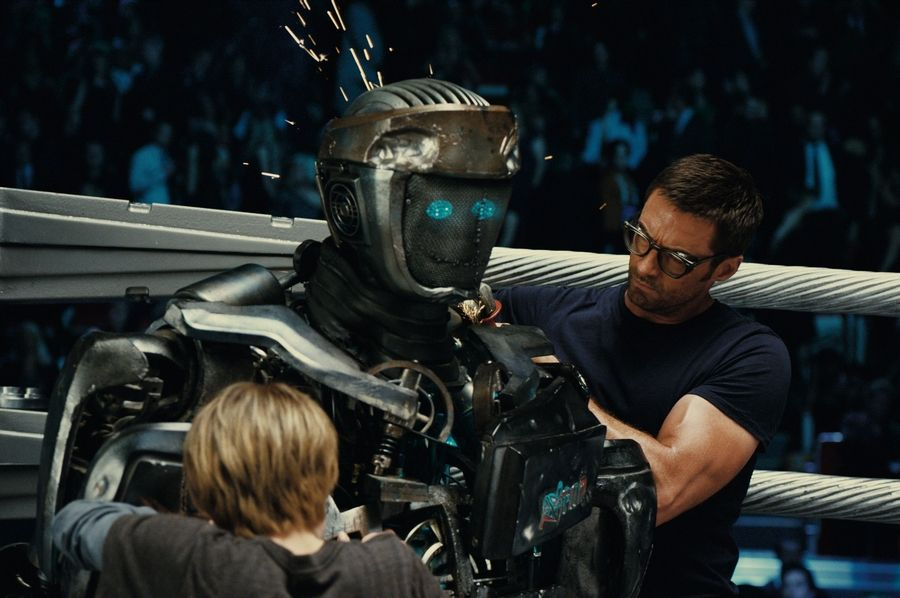 Without common sense, 'Real Steel' left punchy