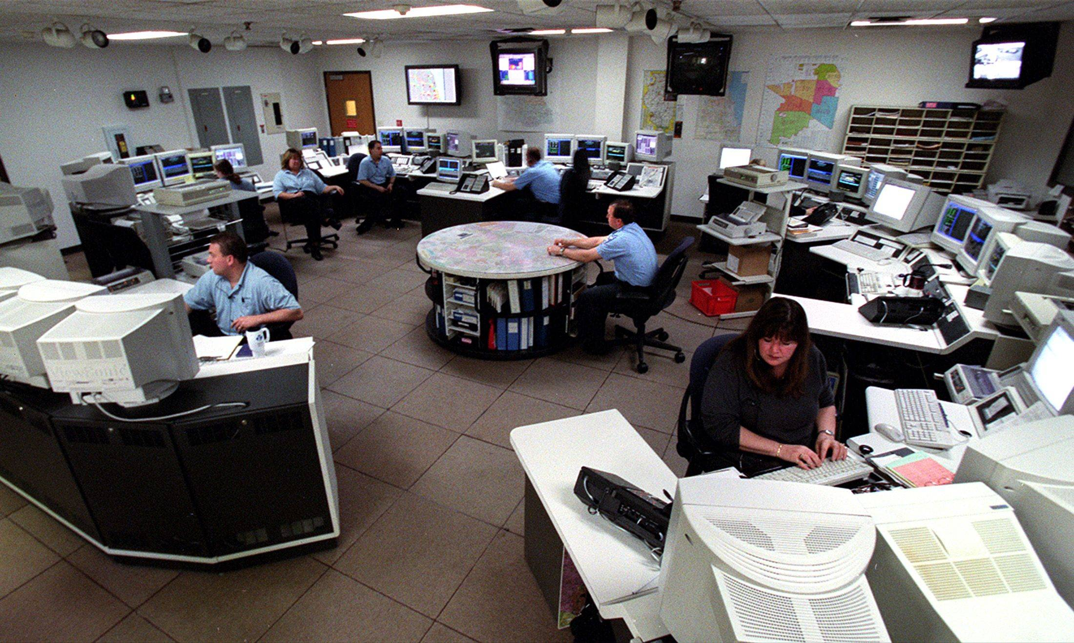 A possible strike by dispatchers at the Northwest Central Dispatch Center in Arlington Heights was averted early this morning when their union reached a tentative labor deal with the center's board.