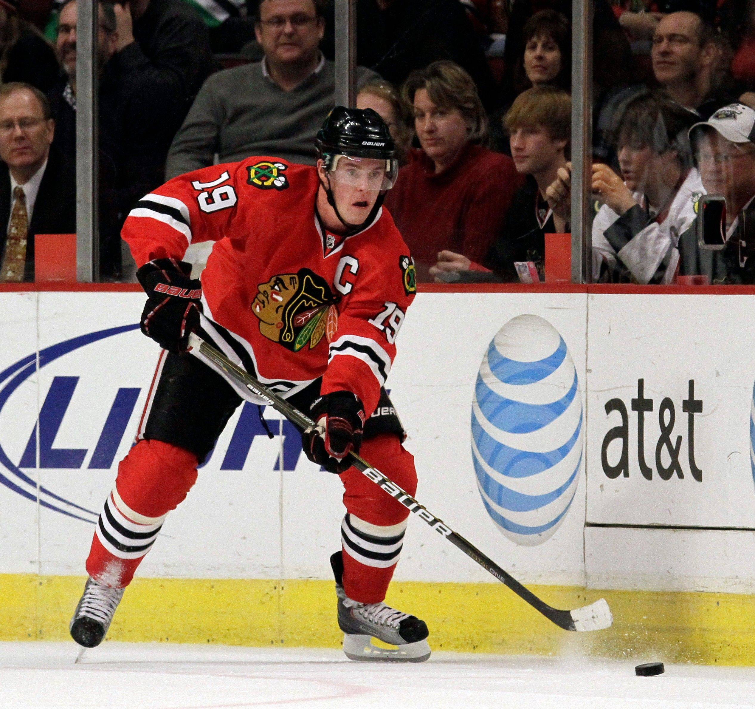 When Jonathan Toews says he's never been more excited to play a hockey season than now, it gets everyone pumped for a big year, says Mike Spellman in today's Scorecard column.